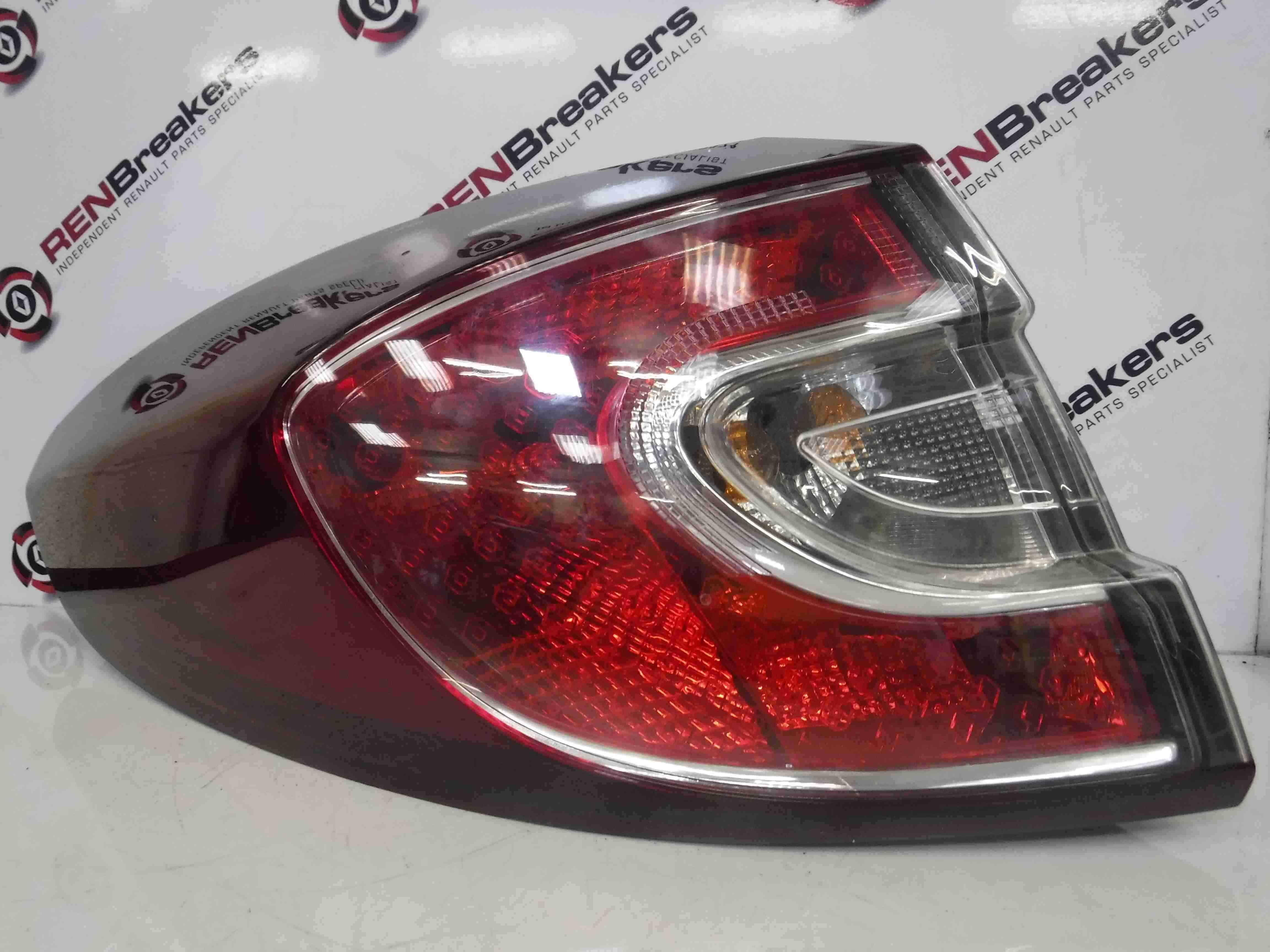 Renault Megane Estate MK3 2008-2014 Passenger NSR Rear Body Rear Light