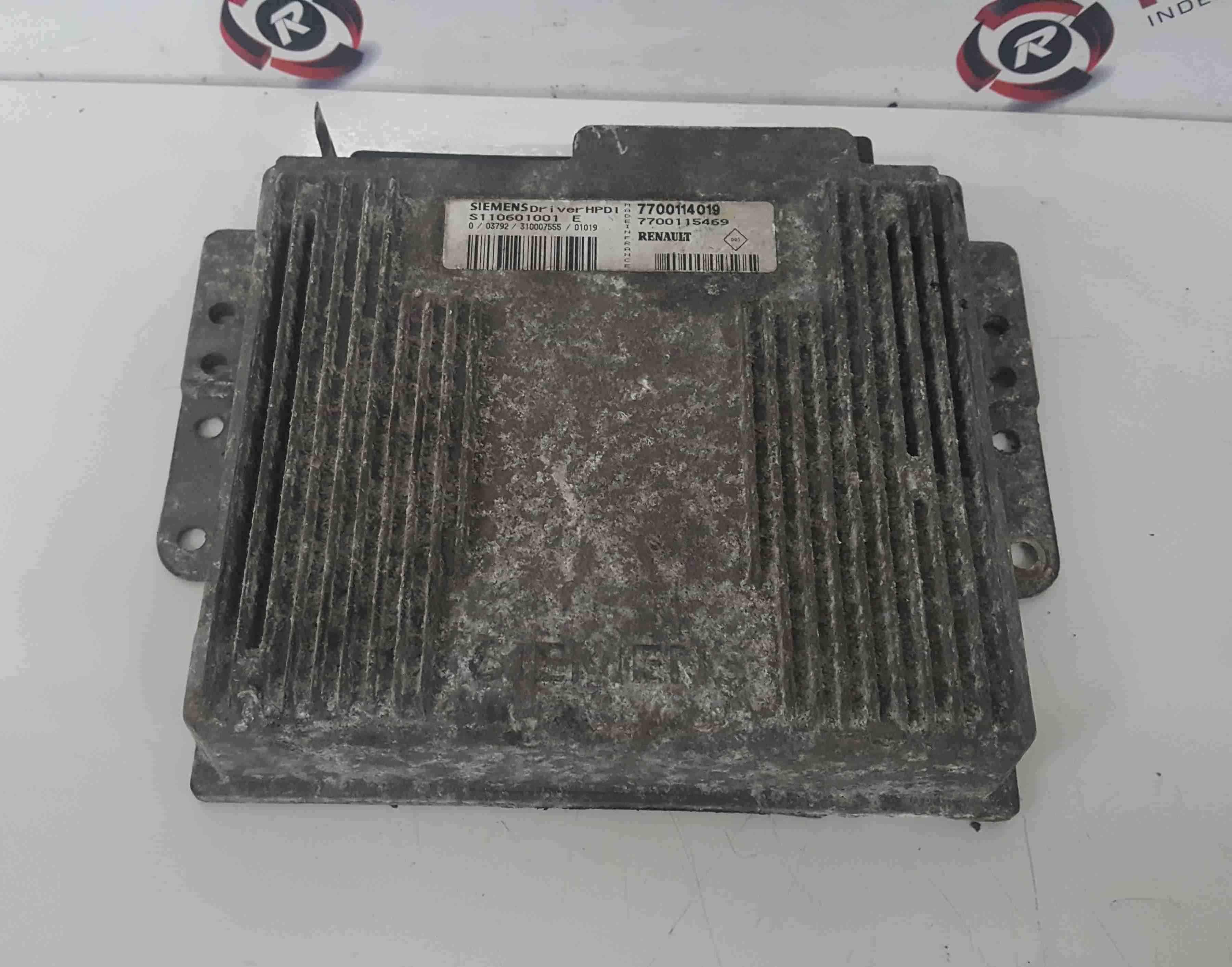 Renault Megane MK1 1999-2002 2.0 IDe Gearbox Control Unit ECU 7700114019