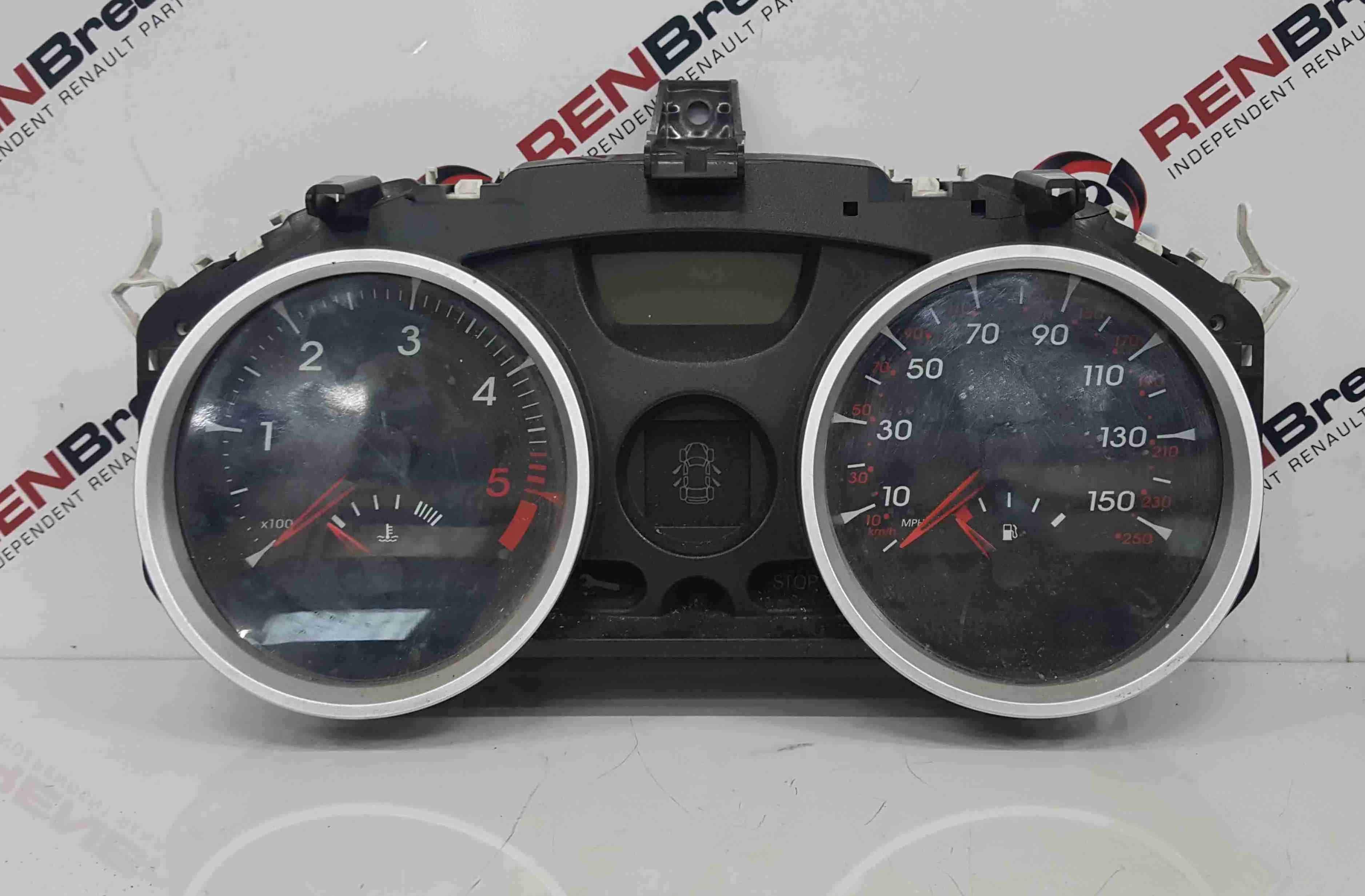 Renault Megane MK2 2006-2008 Instrument Panel Dials Clocks 8200602370