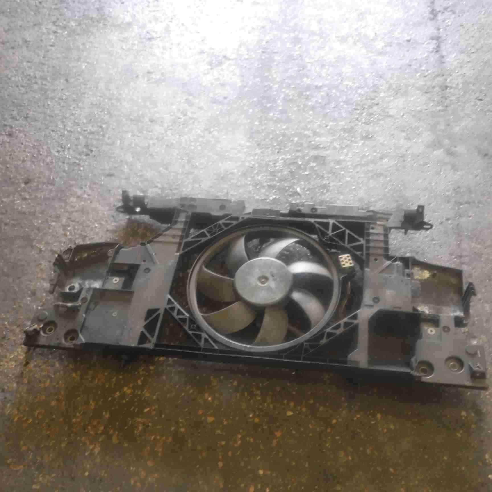 Renault Megane MK3 2008-2012 1.6 16v Radiator Cooling Fan