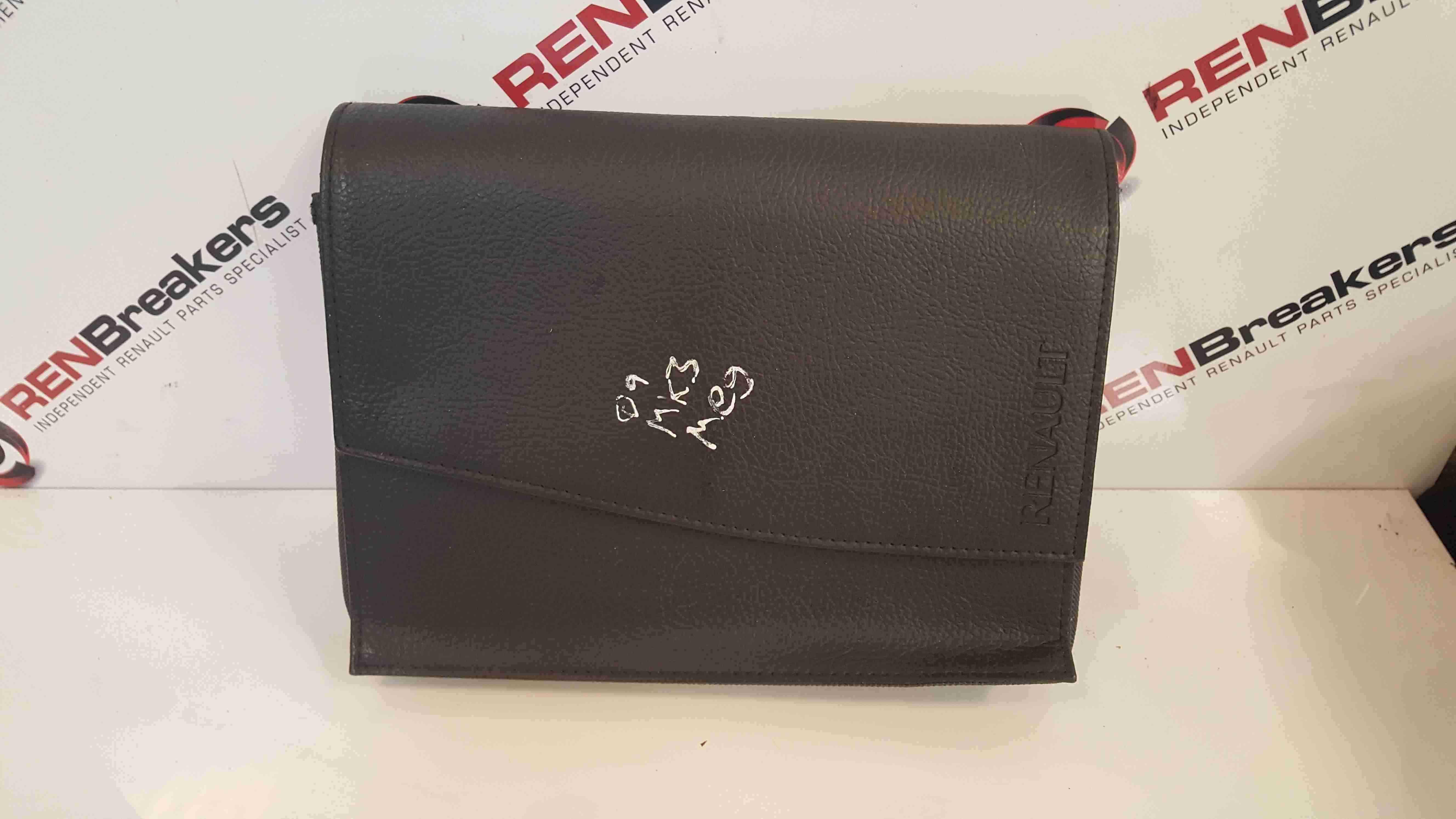 Renault Megane MK3 2008-2012 Document Wallet + Guides