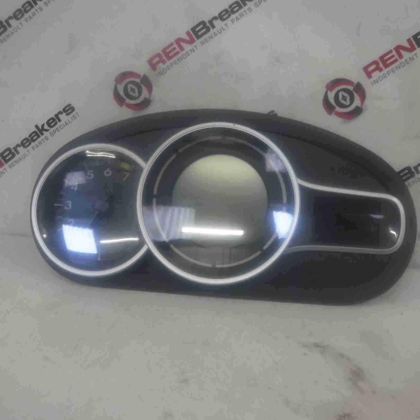 Renault Megane MK3 2008-2012 Instrument Panel Dials Clocks Cluster 84K