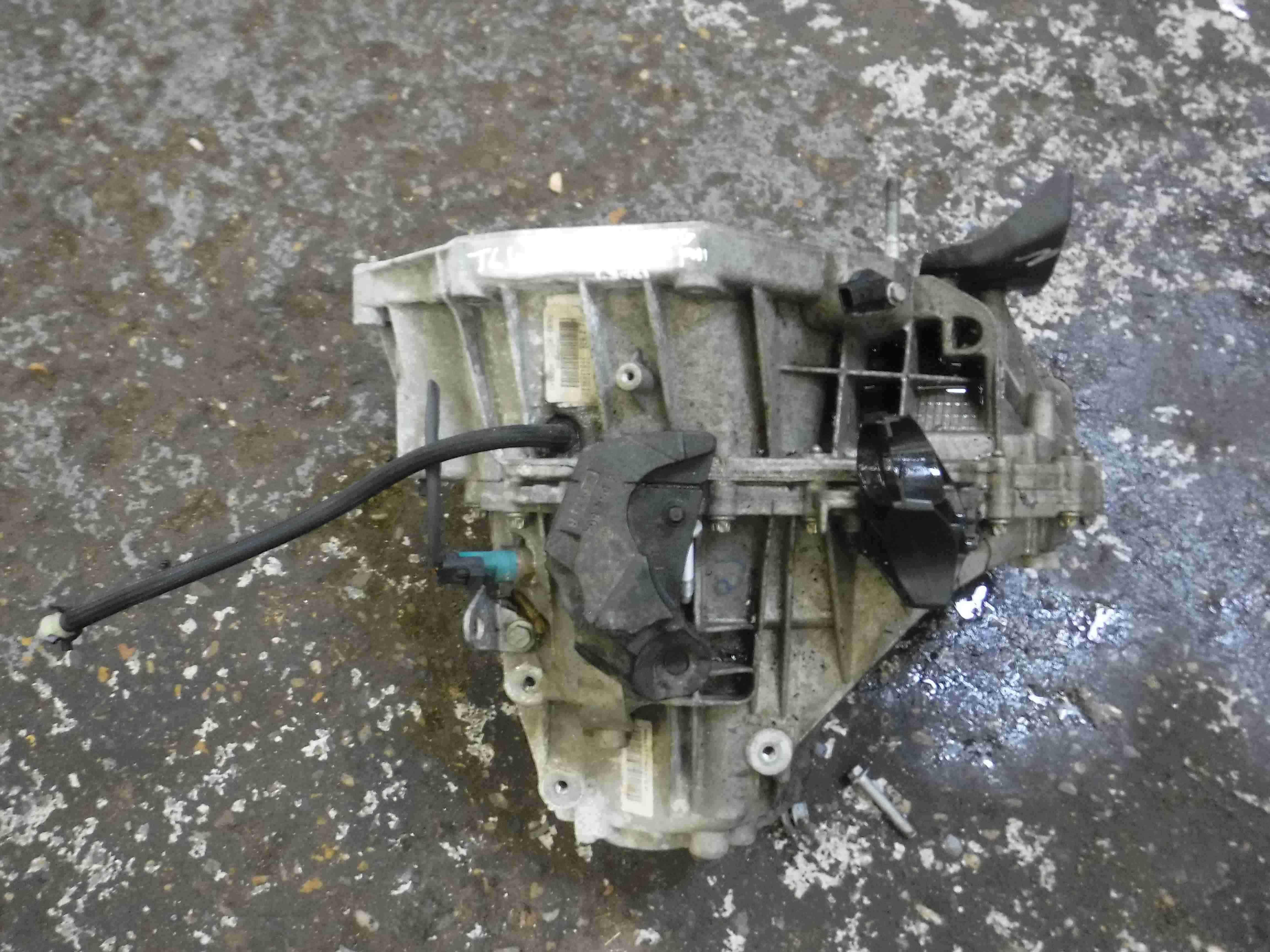 Renault Megane MK3 2008-2014 1.5 dCi Gearbox TL4 045 TL4045