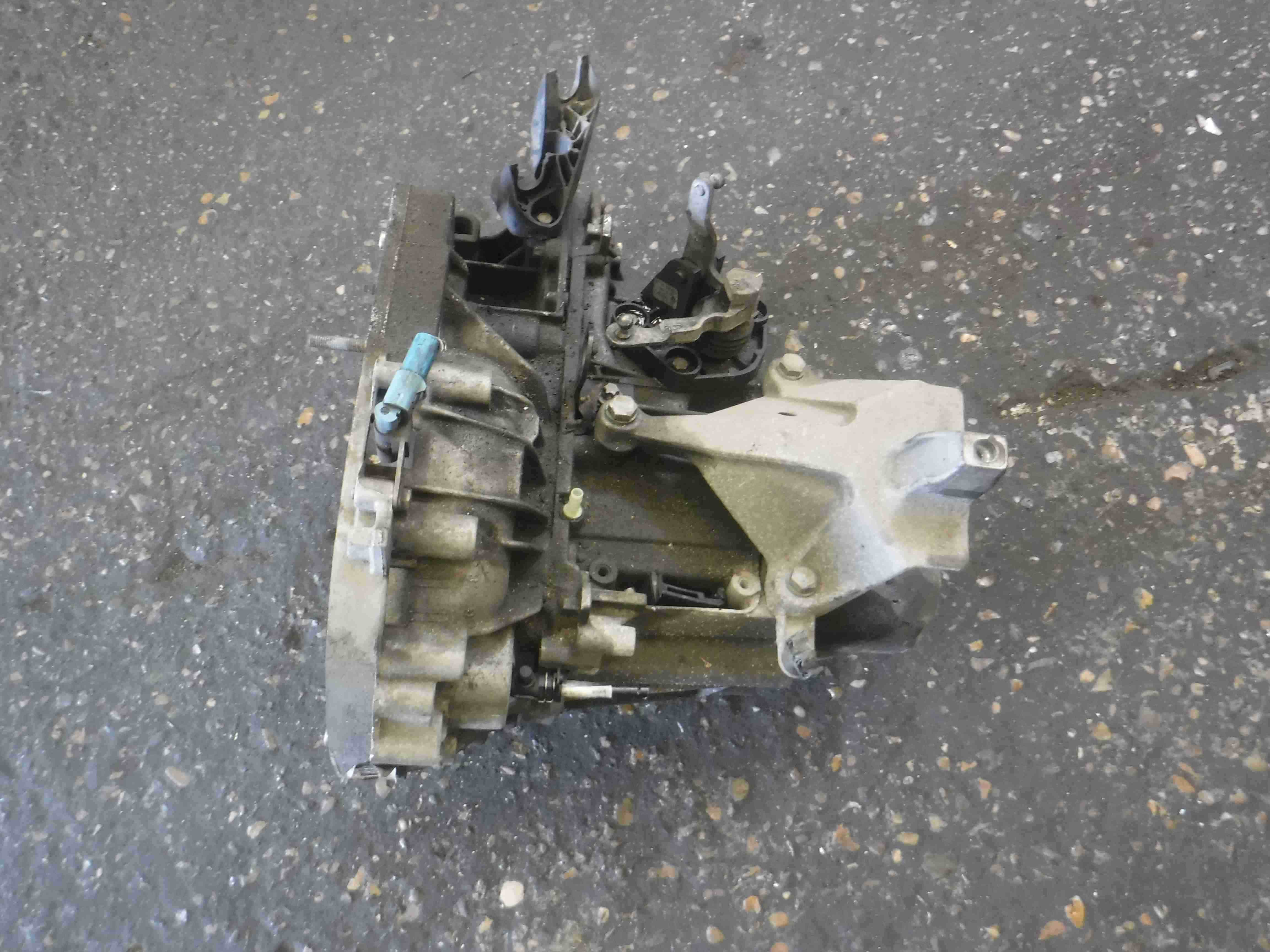 Renault Megane MK3 2008-2014 1.6 16v Gearbox JH3 183 JH3183