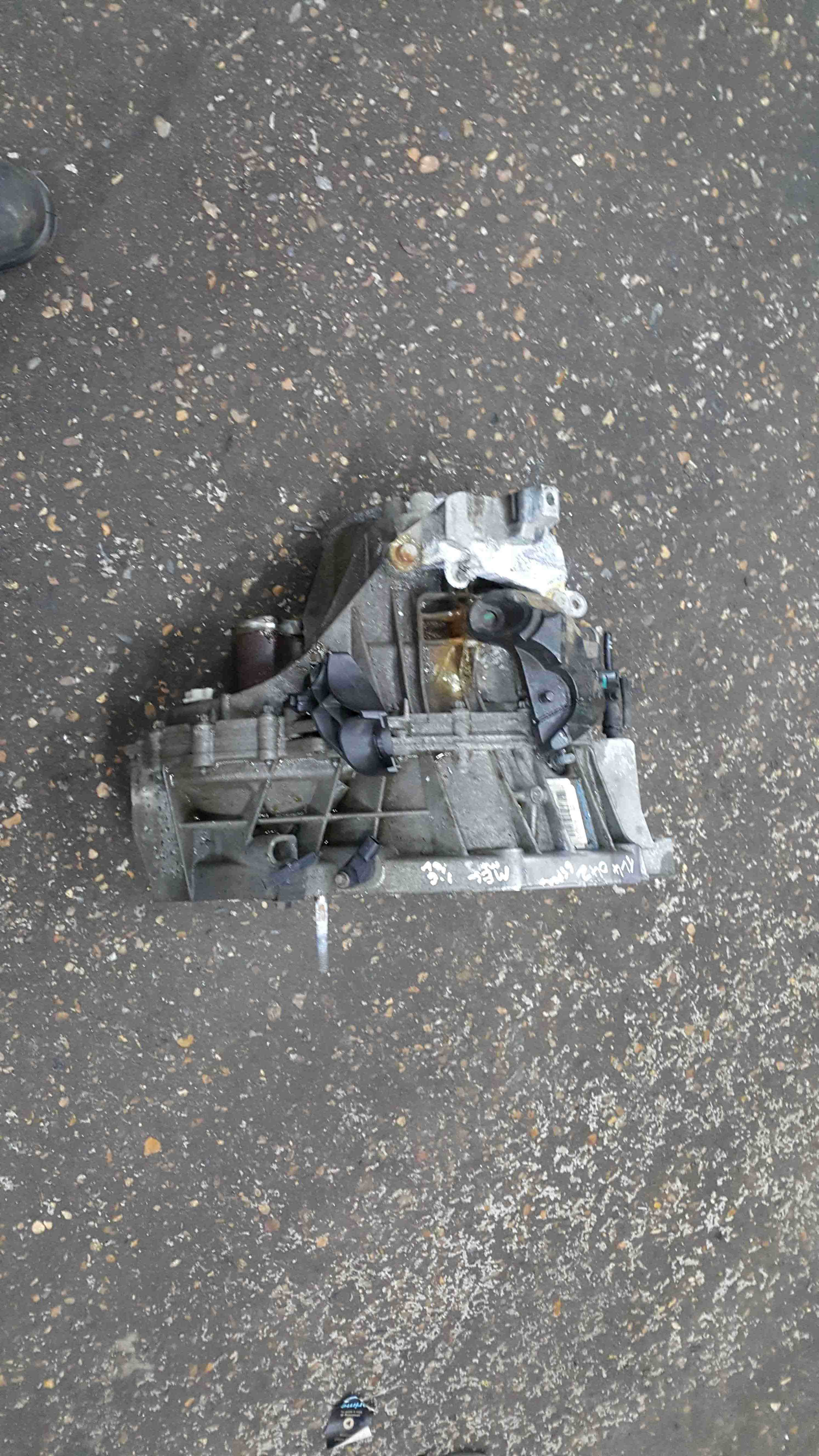 Renault Megane + Scenic MK3 2008-2014 6 Speed Manual Gearbox Tl4 042 TL4042