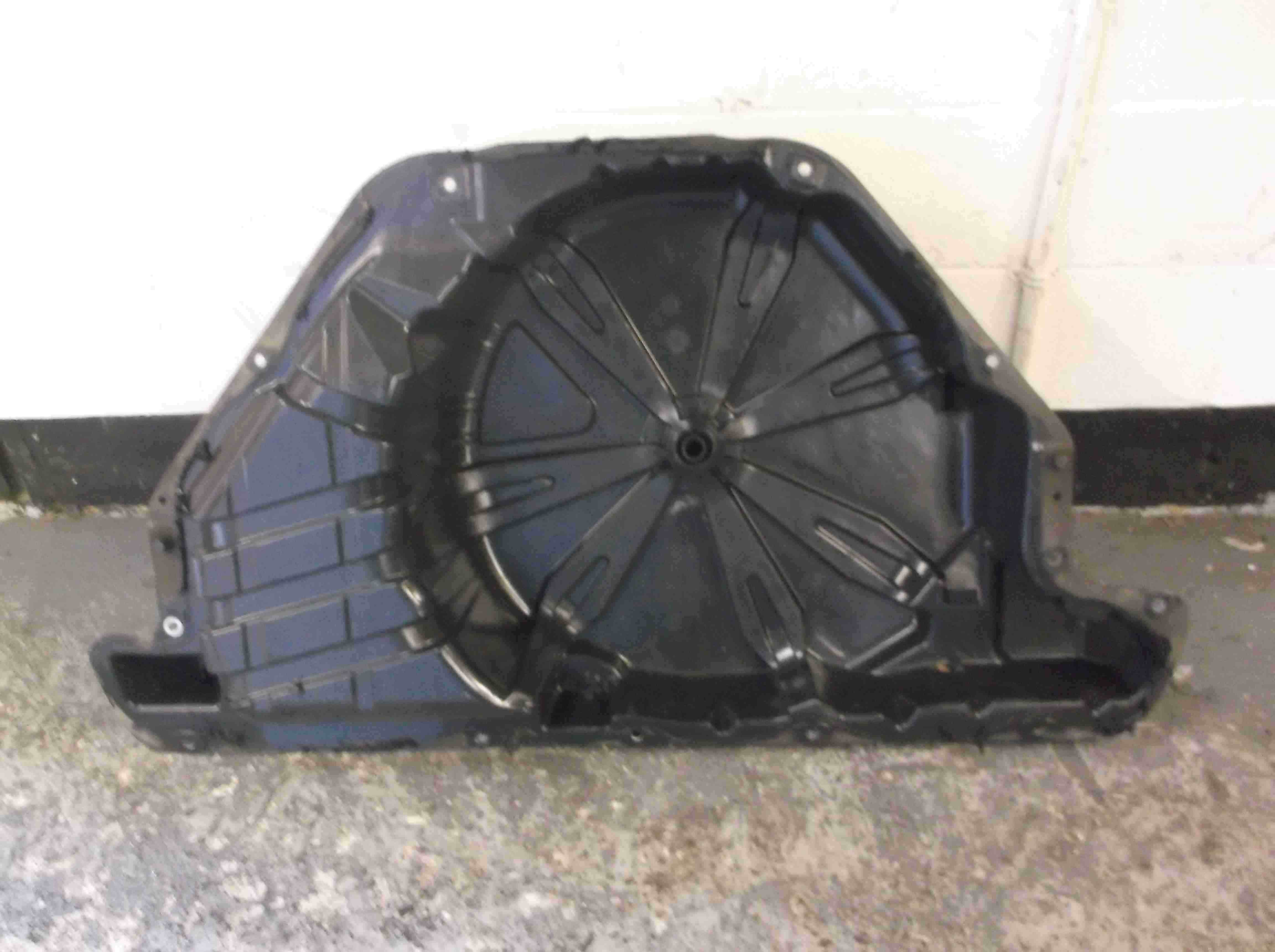 Renault Megane Hatchback + Scenic MK3 2008-2016 Boot Well Spare Wheel Floor