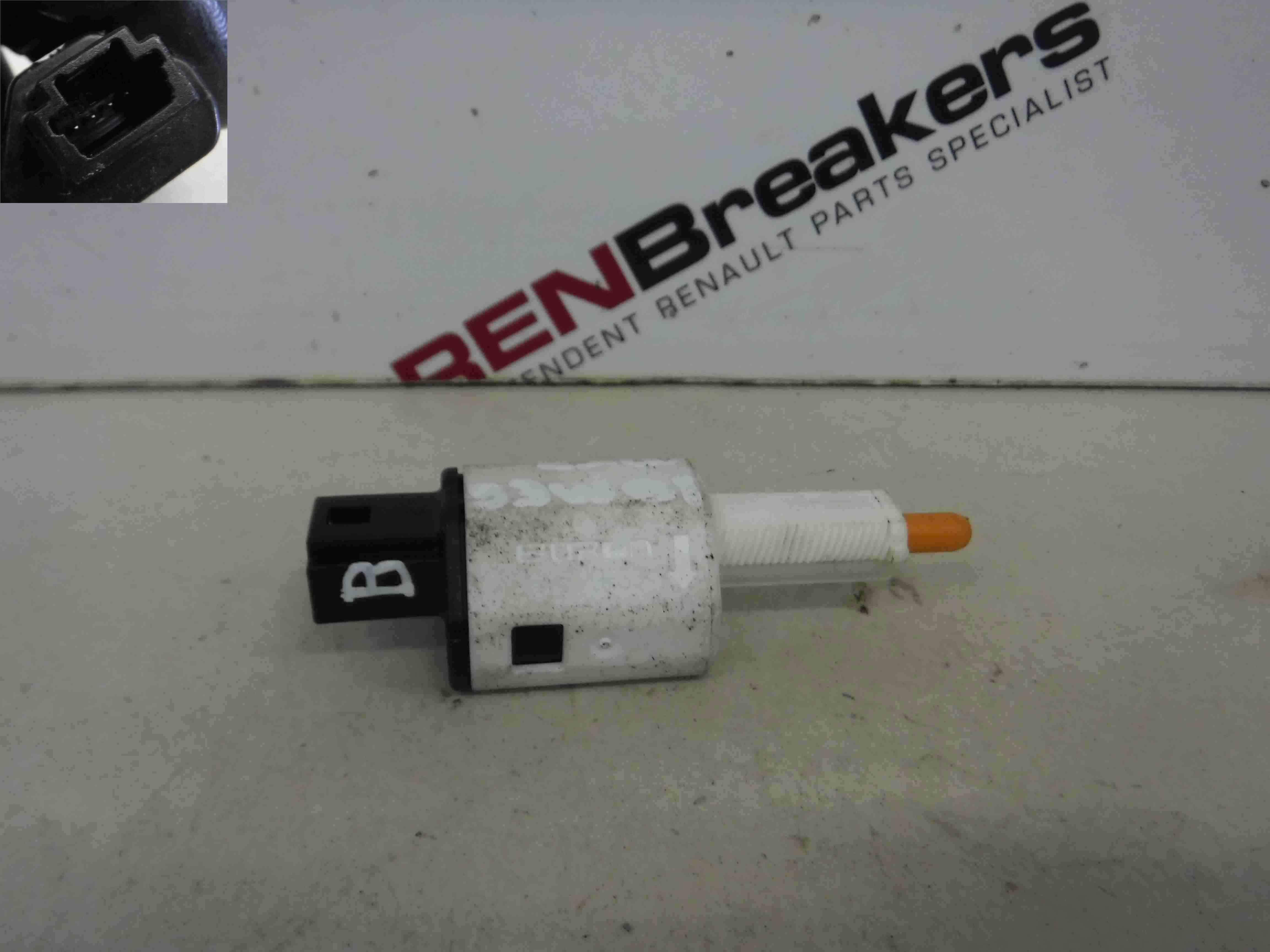 Renault Megane + Scenic MK3 2008-2014 Brake Light Switch