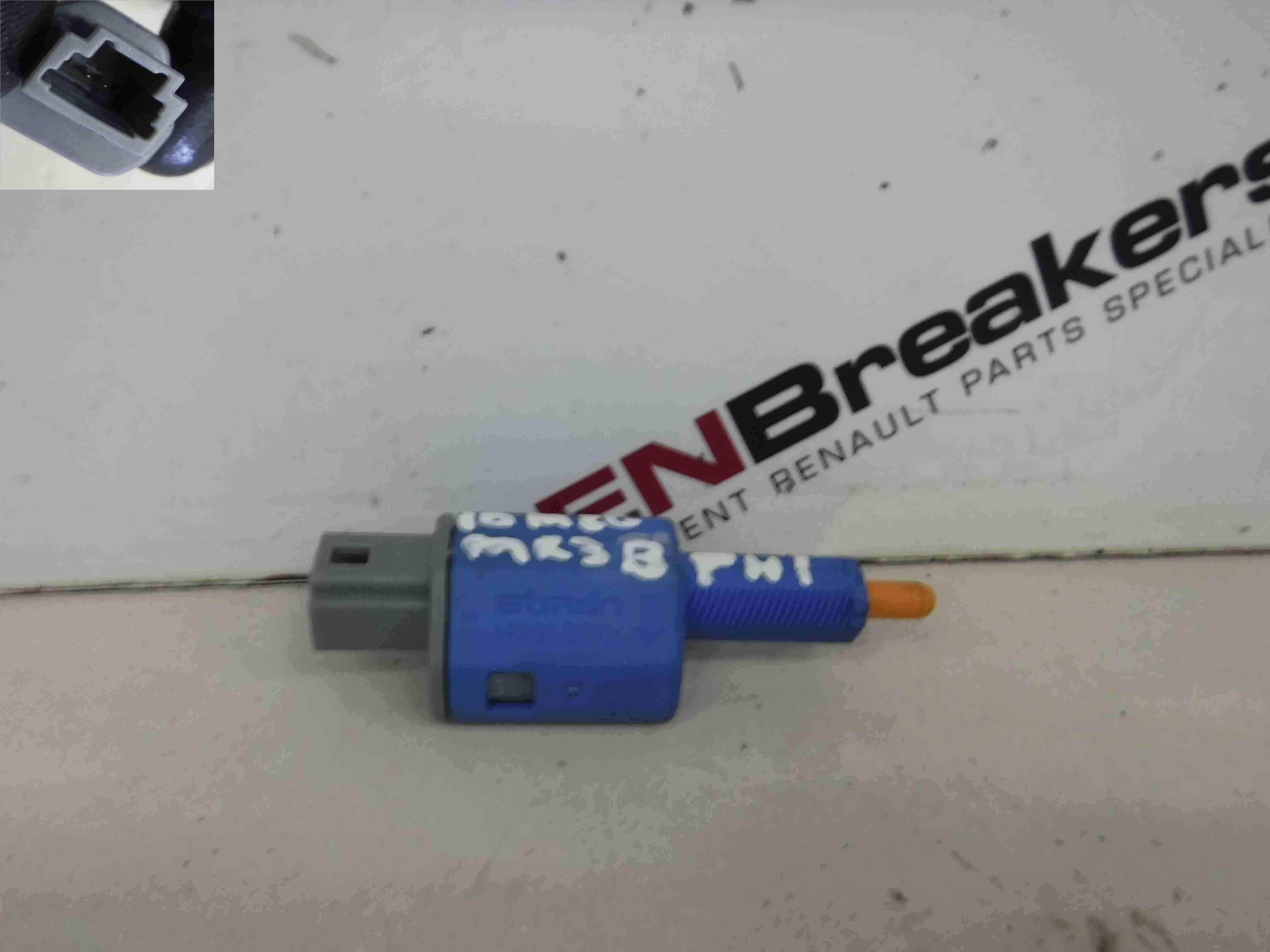 Renault Megane + Scenic MK3 2008-2014 Clutch Pedal Sensor  253250005R