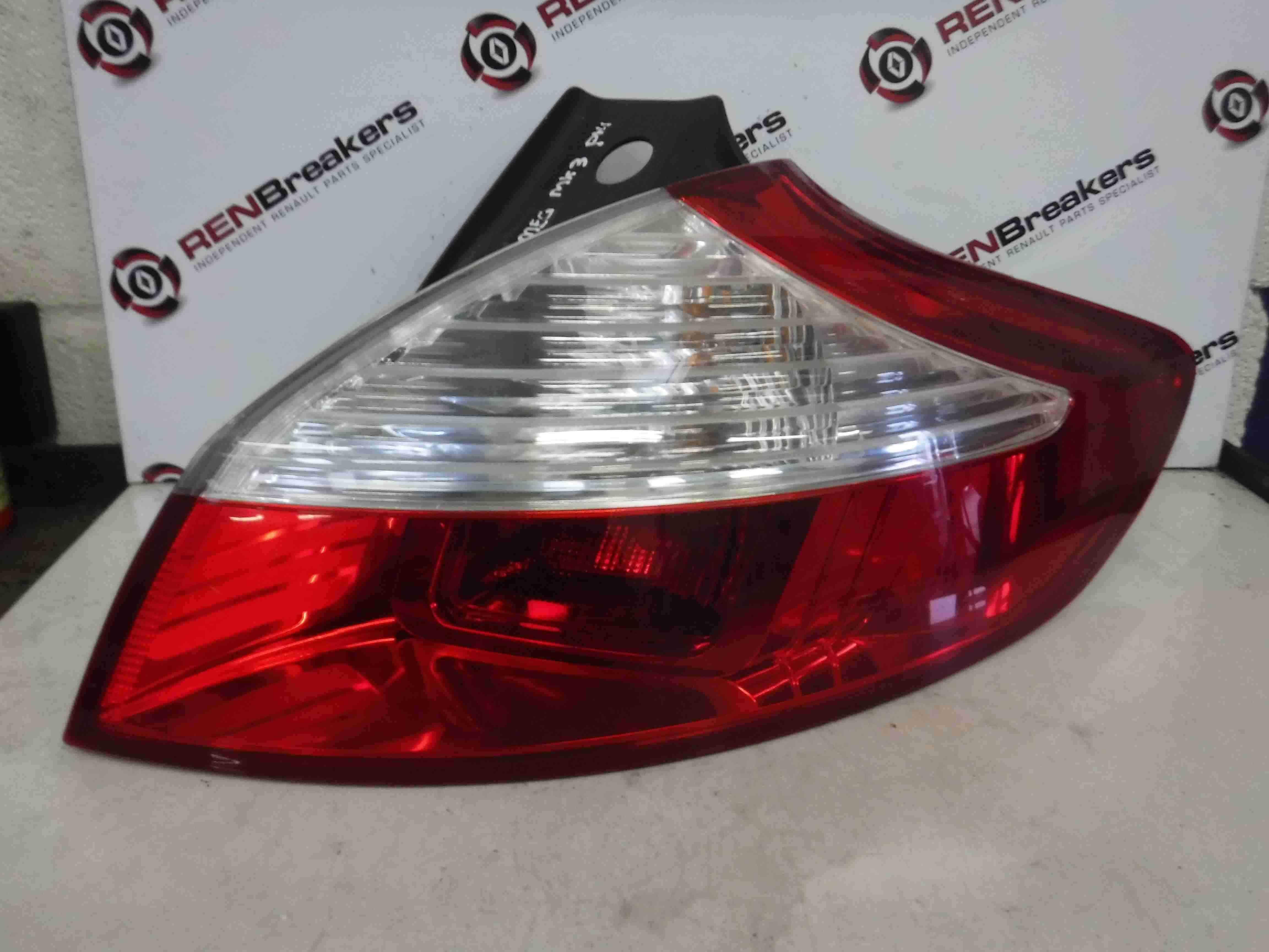 Renault Megane MK3 2008-2014 Drivers OSR Rear Body Light 265500007r