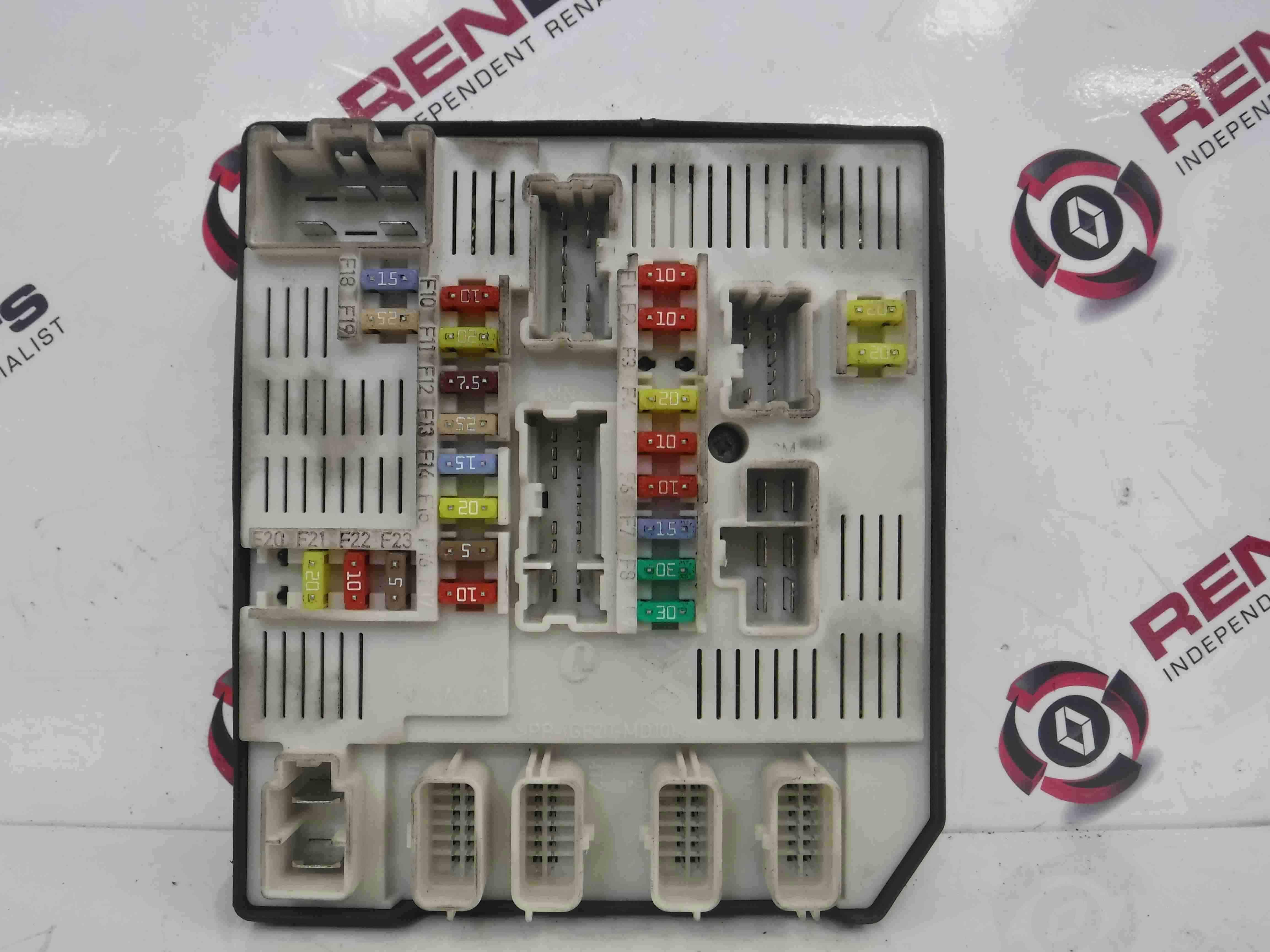 Renault Megane MK3 2008-2014 Engine Fuse Box UPC Unit 284B61871R