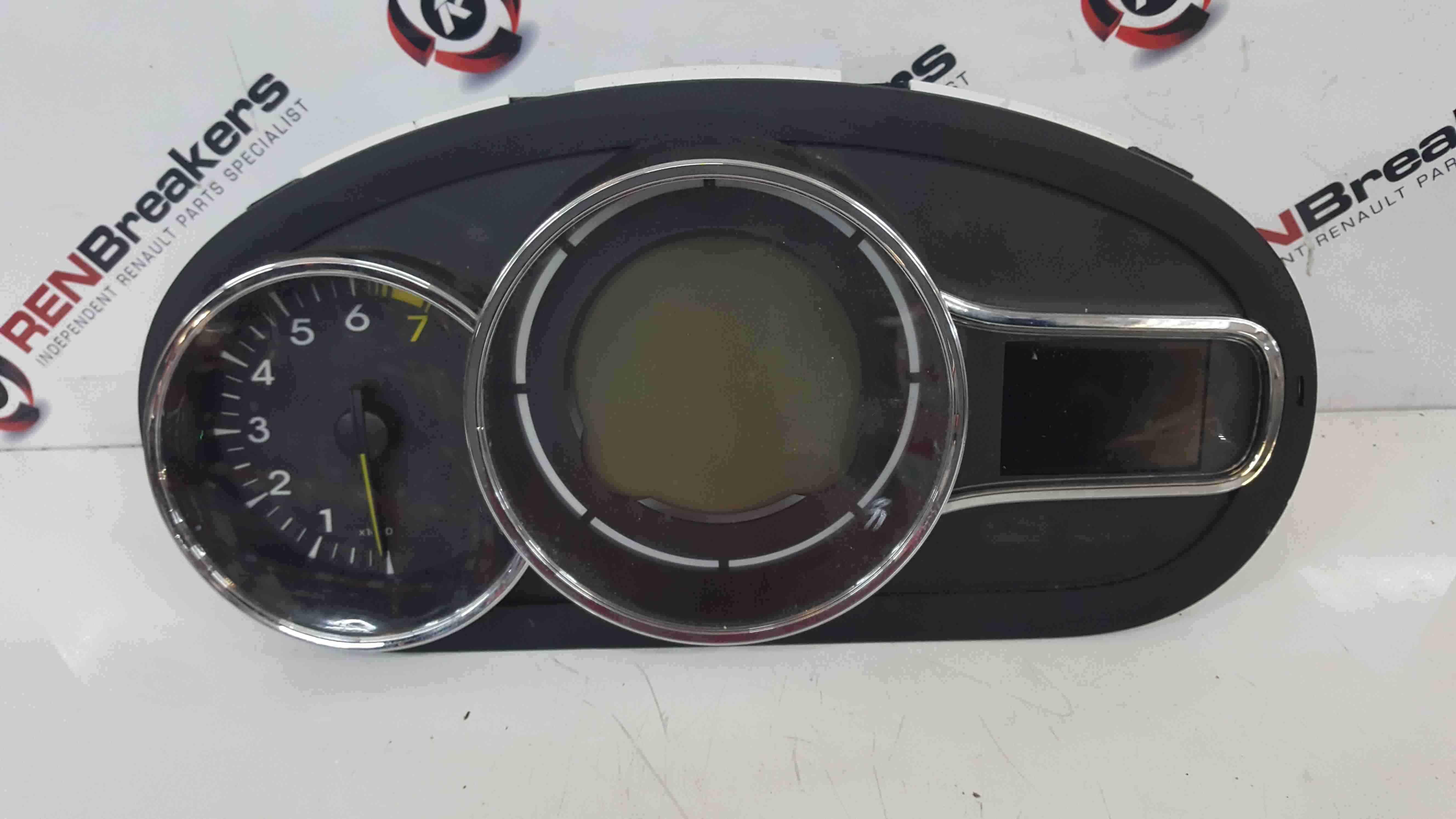 Renault Megane MK3 2008-2014 Instrument Panel Dials Clocks 90K 248100053R