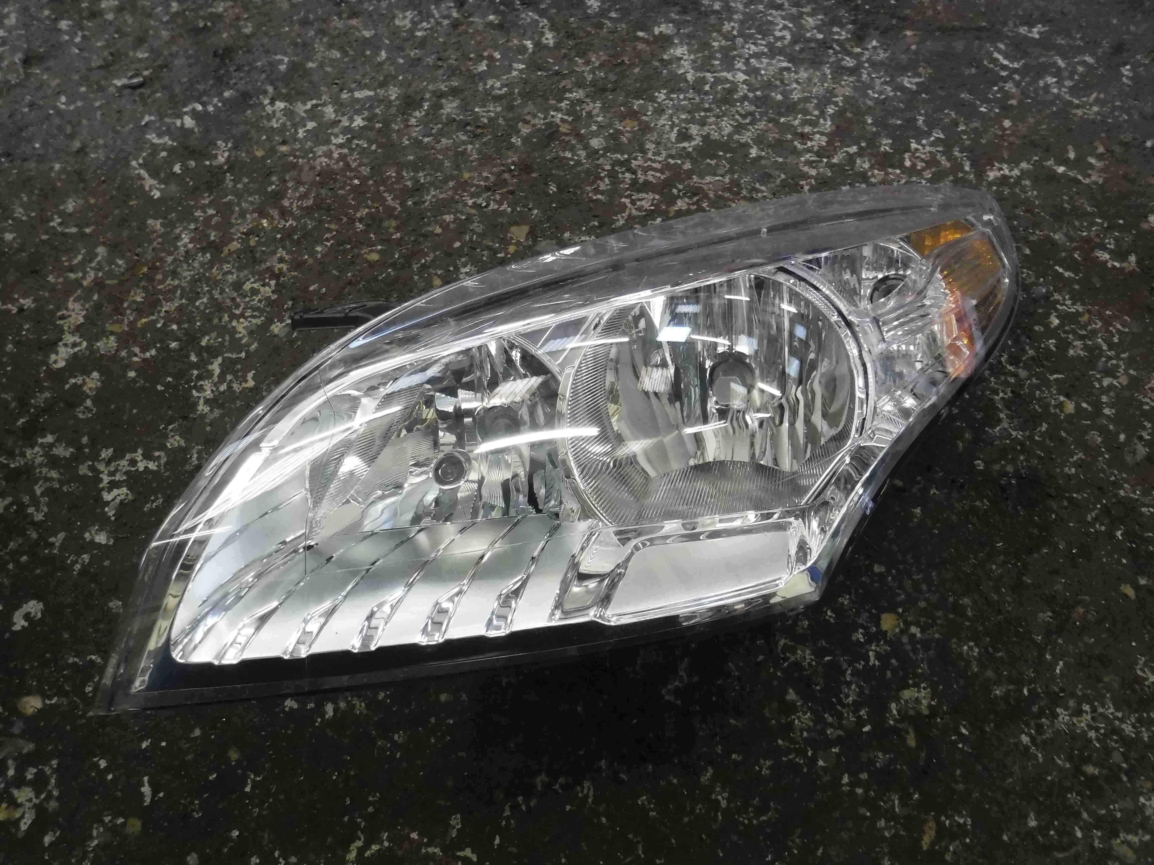 Renault Megane MK3 2008-2014 Passenger NSF Front Headlight Head Lamp 260600018R