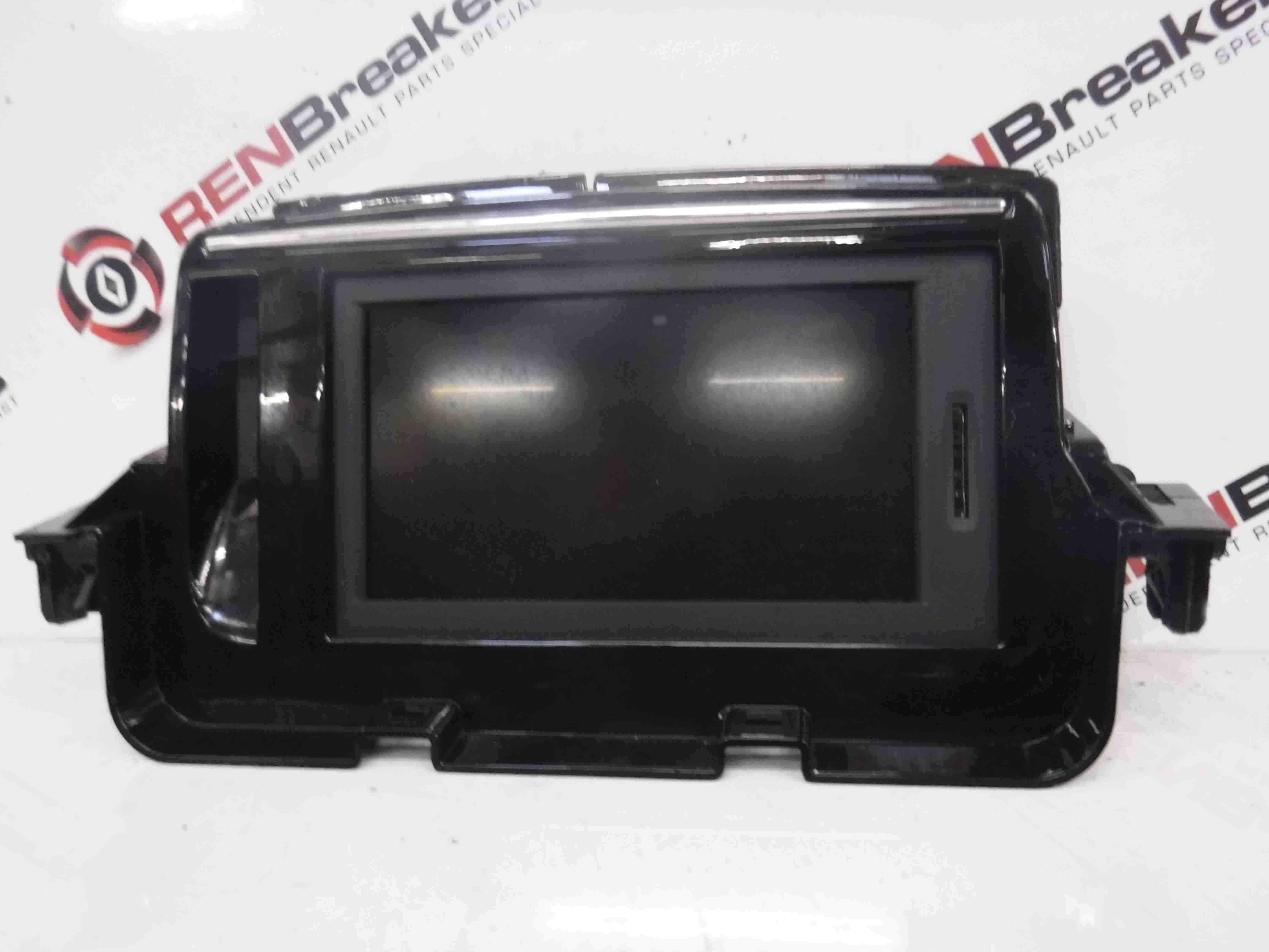 Renault Megane MK3 2008-2014 Sat Nav Screen Display LCD 259150931R