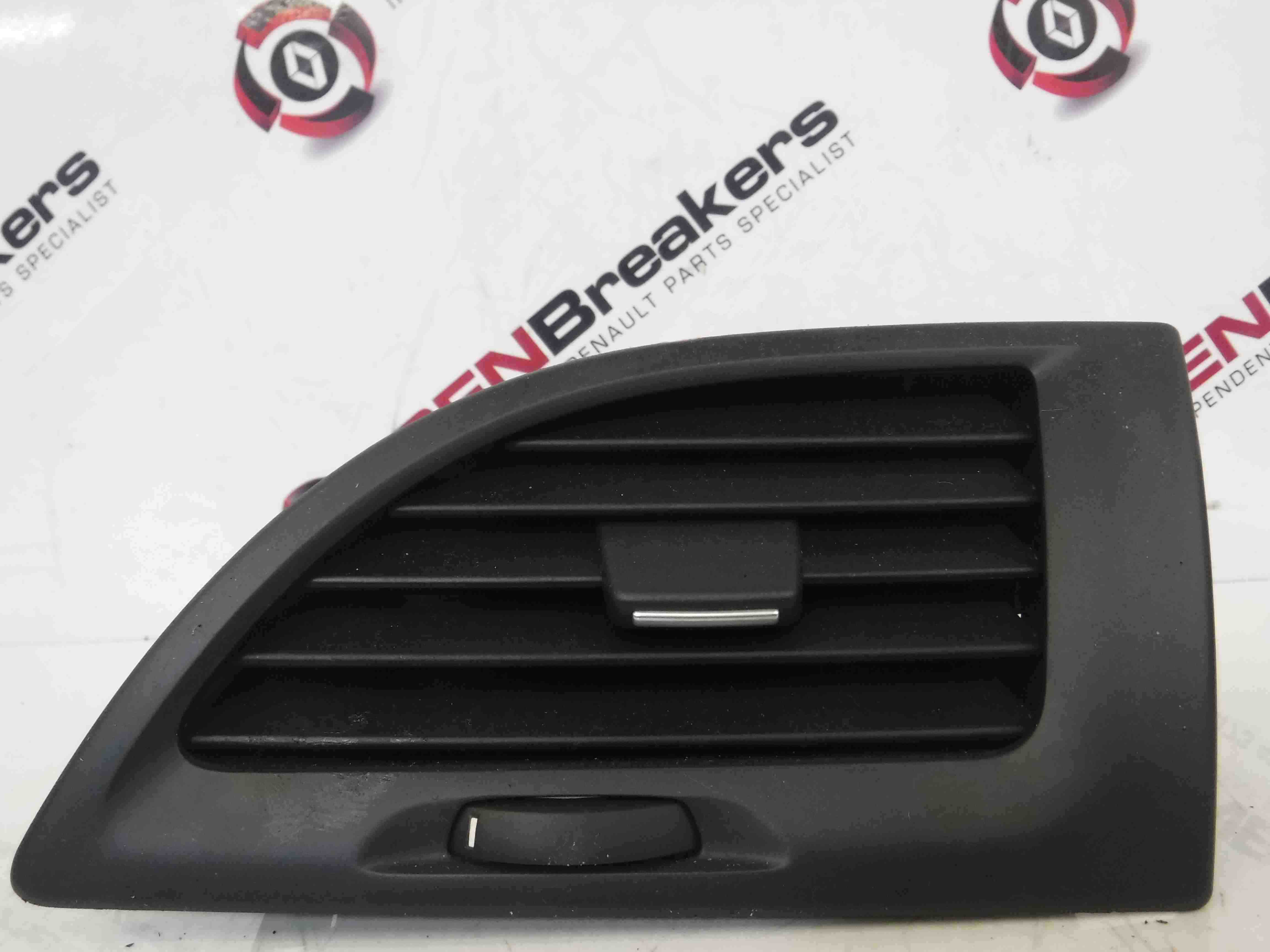 Renault Megane MK3 2008-2016 Drivers OSF Front Heater Vent
