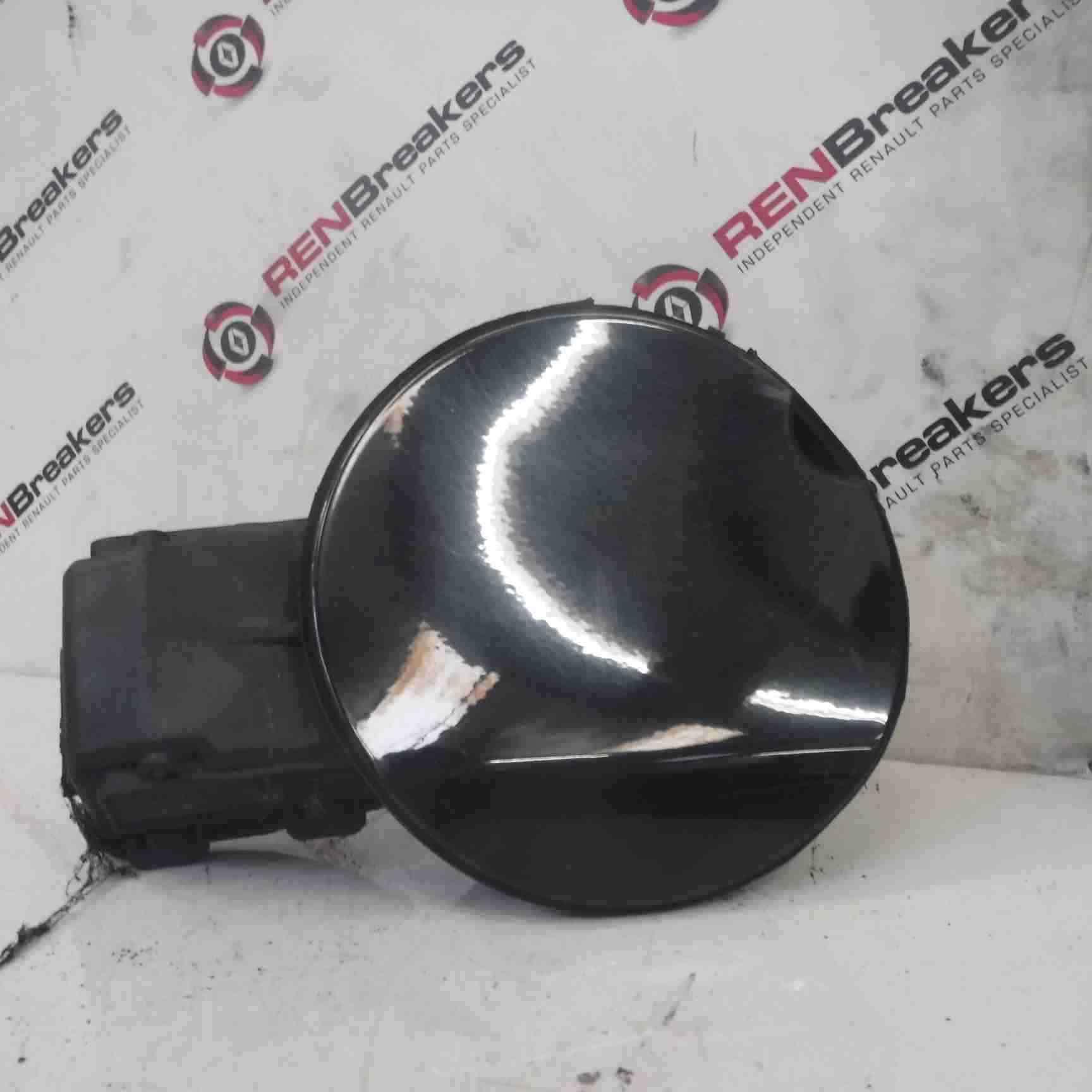 Renault Megane MK3 Estate 2008-2014 Fuel Flap Cover Black TEGNE