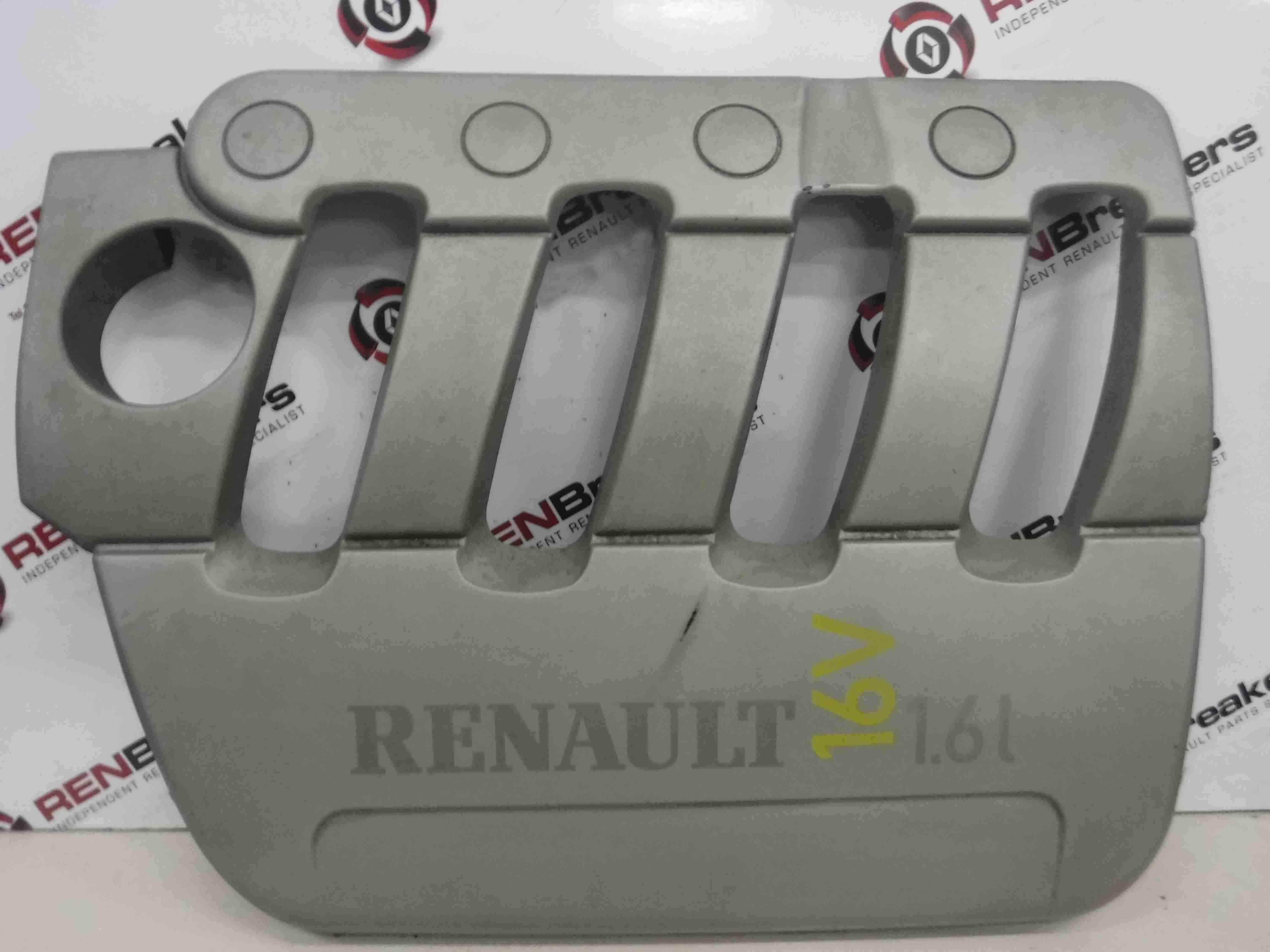 Renault Megane Scenic 1999-2003 1.6 16v Engine Plastic Cover