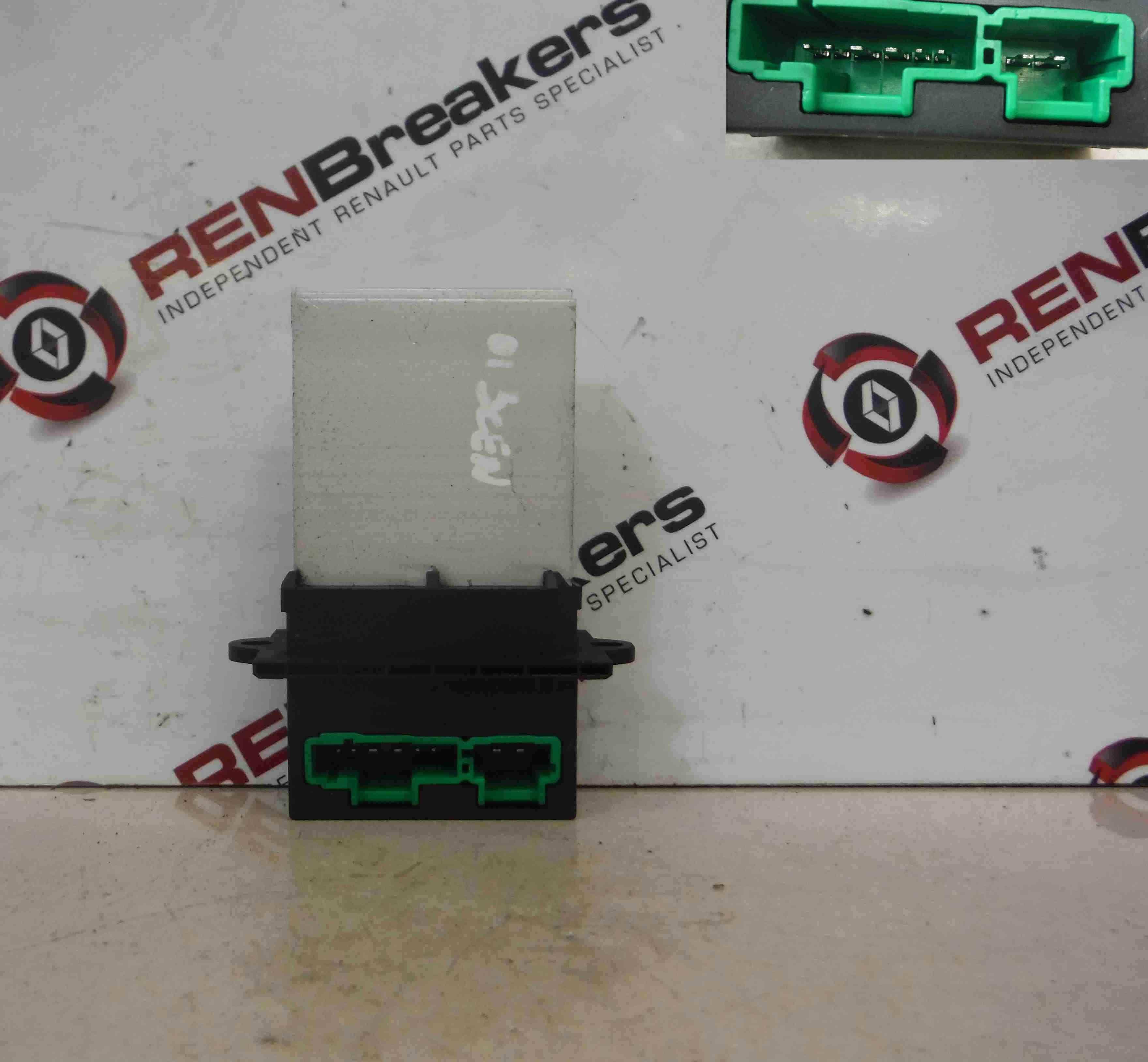 Renault Megane Scenic 1999-2003 Heater Resistor Climate Control