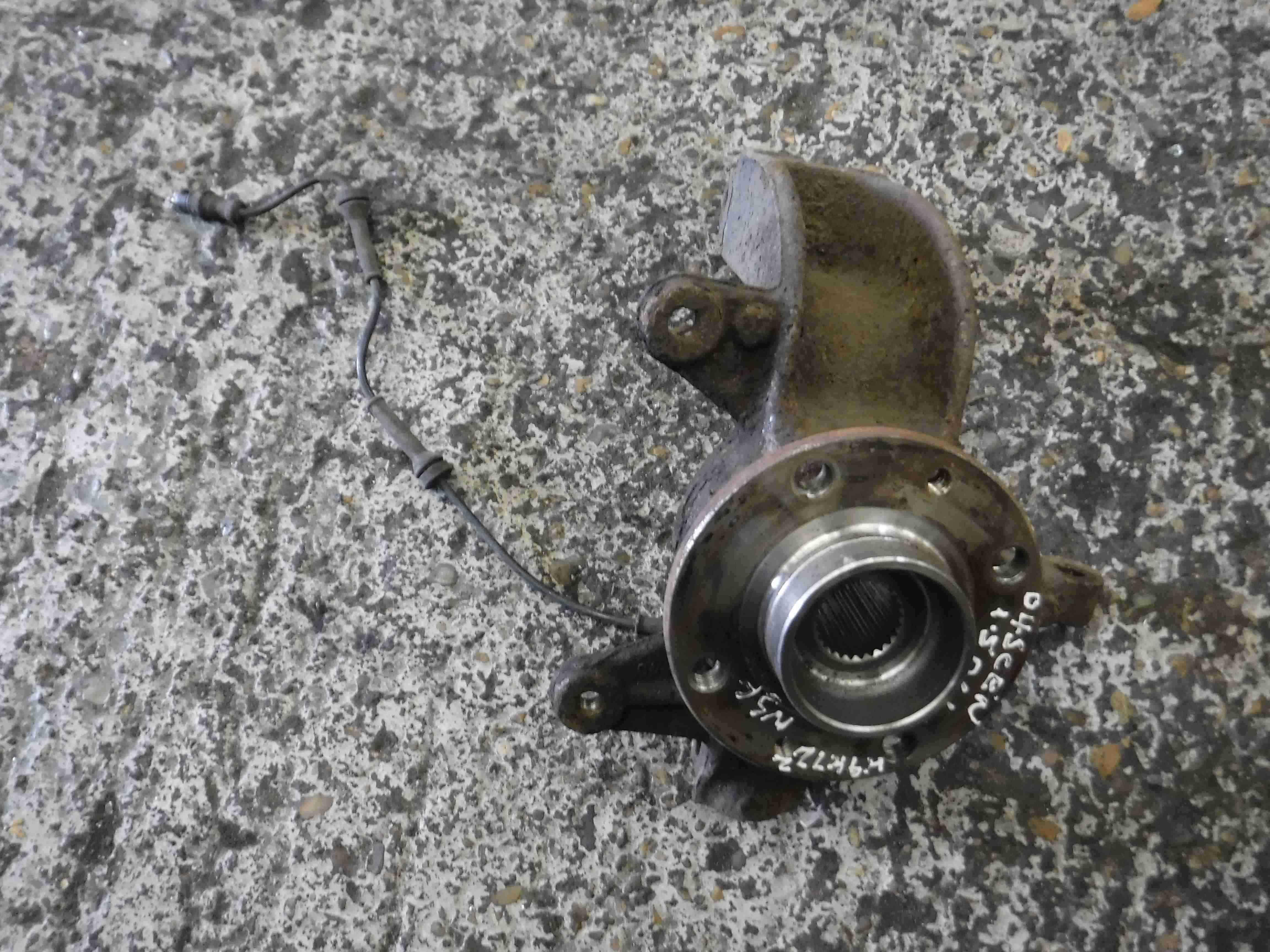 Renault Megane 2006-2008 1.5 dCi Passenger NSF Wheel Hub ABS Sensor