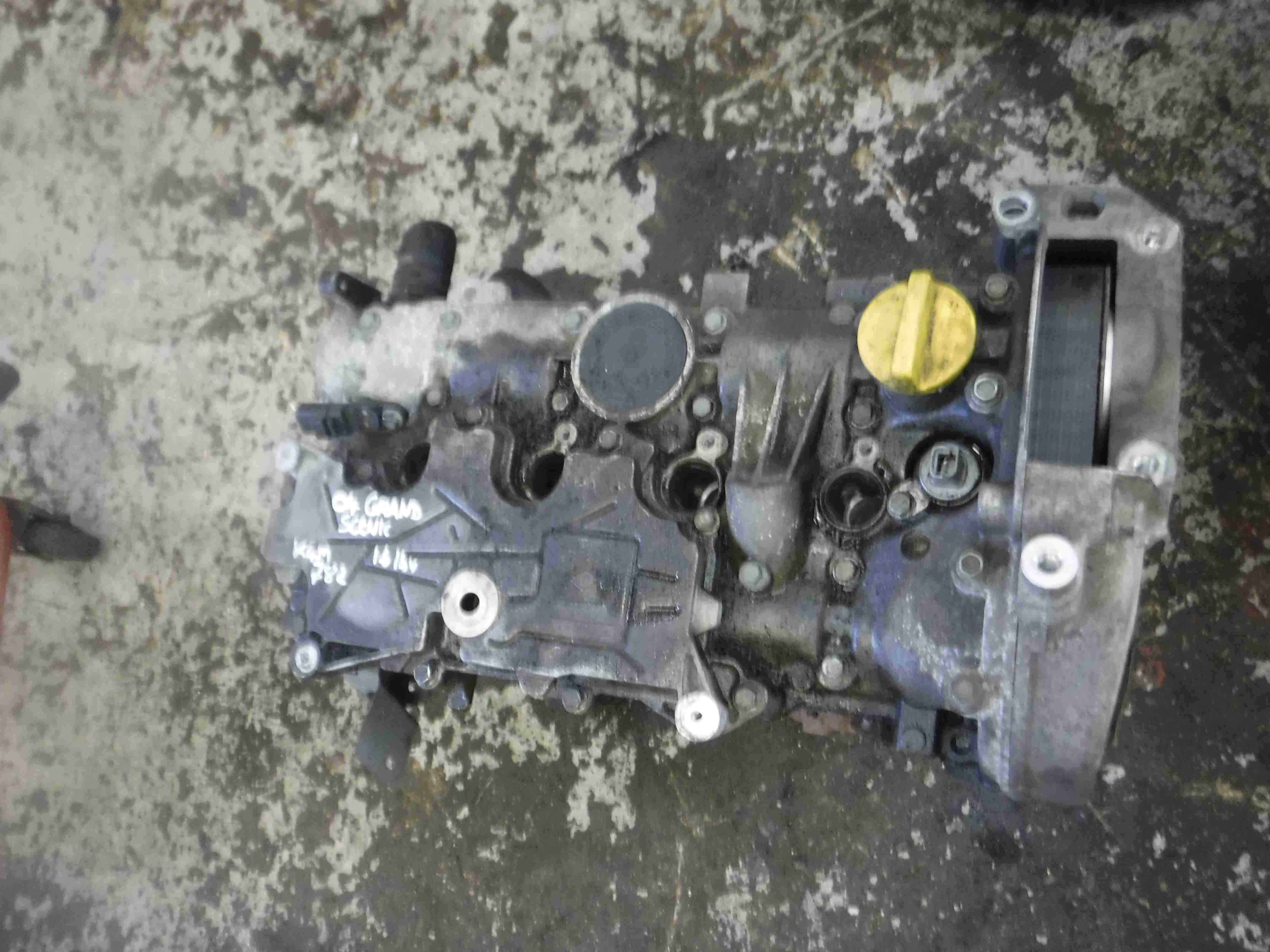 Renault Megane Scenic 2003-2009 1.6 16v Engine K4M 782 K4M782