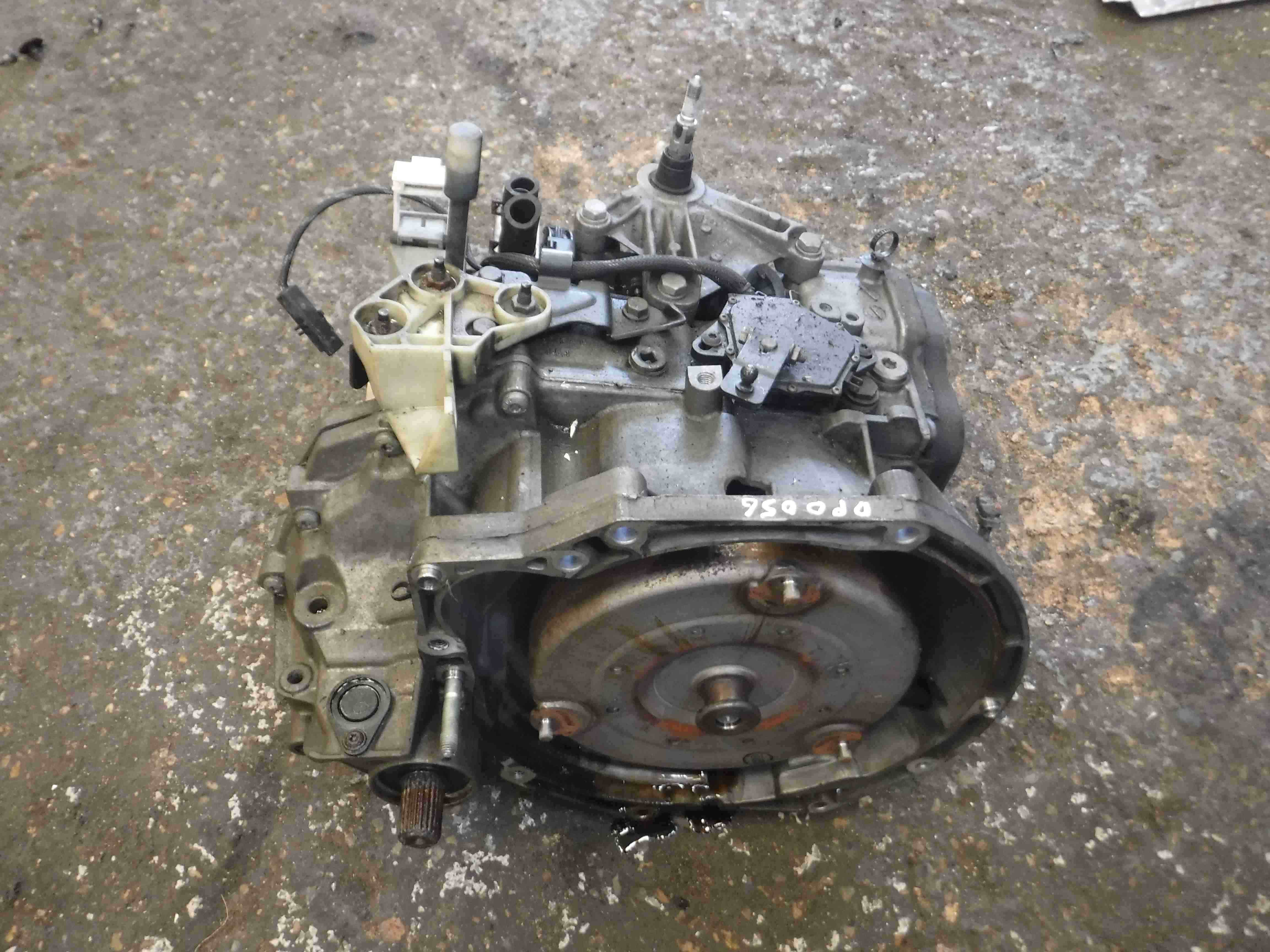 Renault Megane Scenic 2003-2009 2.0 16v Gearbox Automatic DP0 056 DP0056