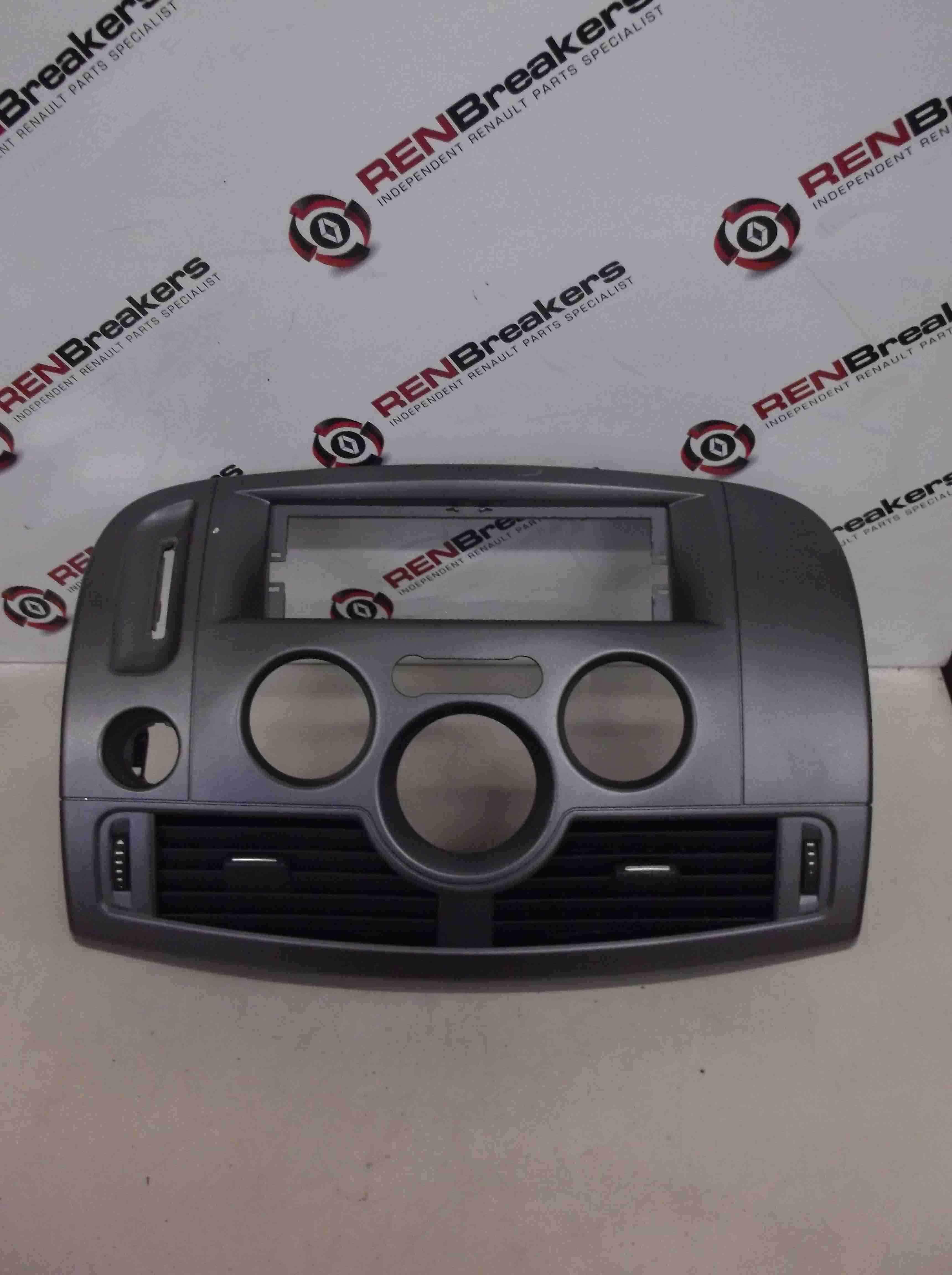 Renault Megane Scenic 2003-2009 Centre Dash Trim Surround Heater Vents