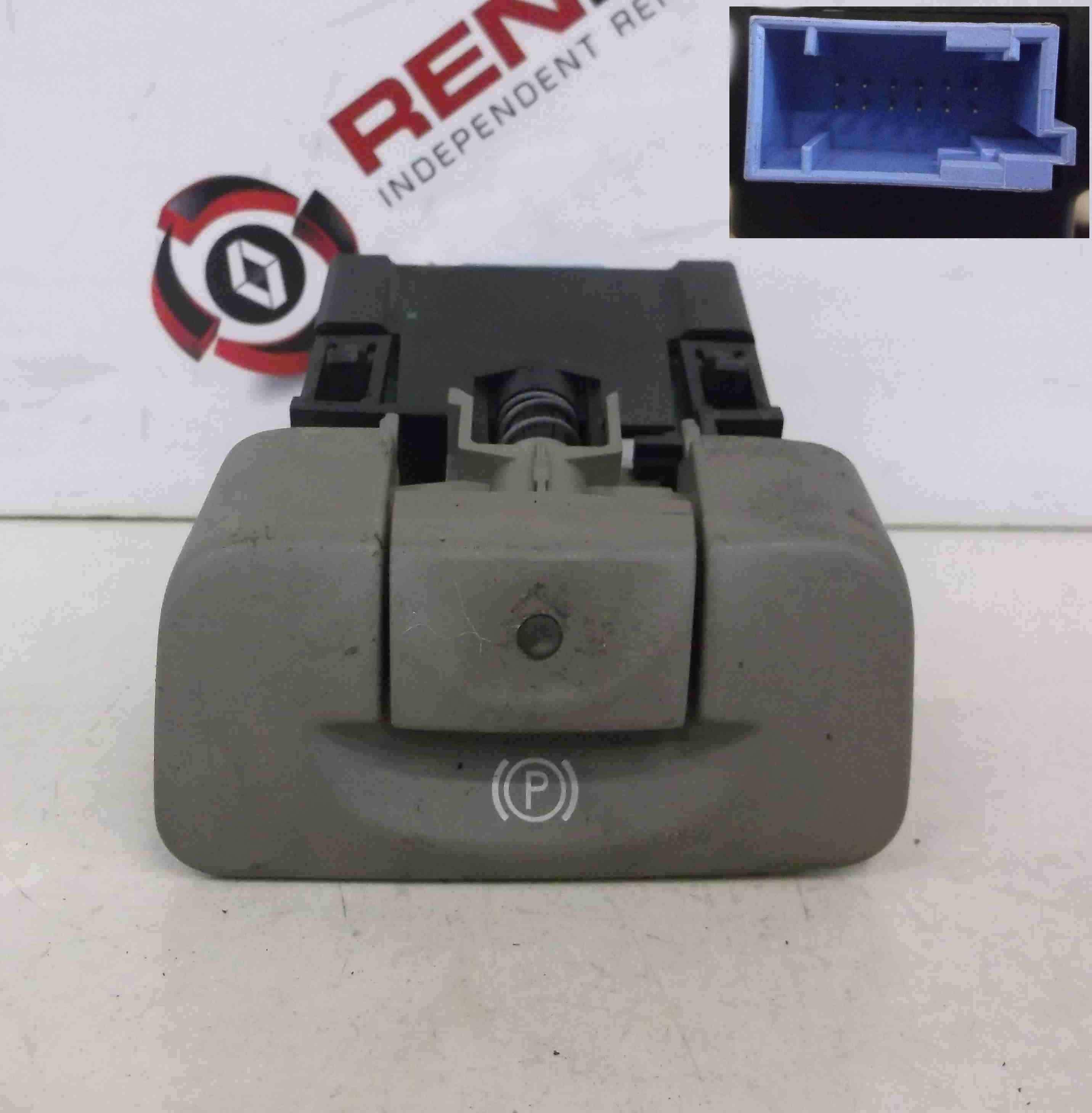 Renault Megane Scenic 2003-2009 Electric Handbrake Lever Button Switch