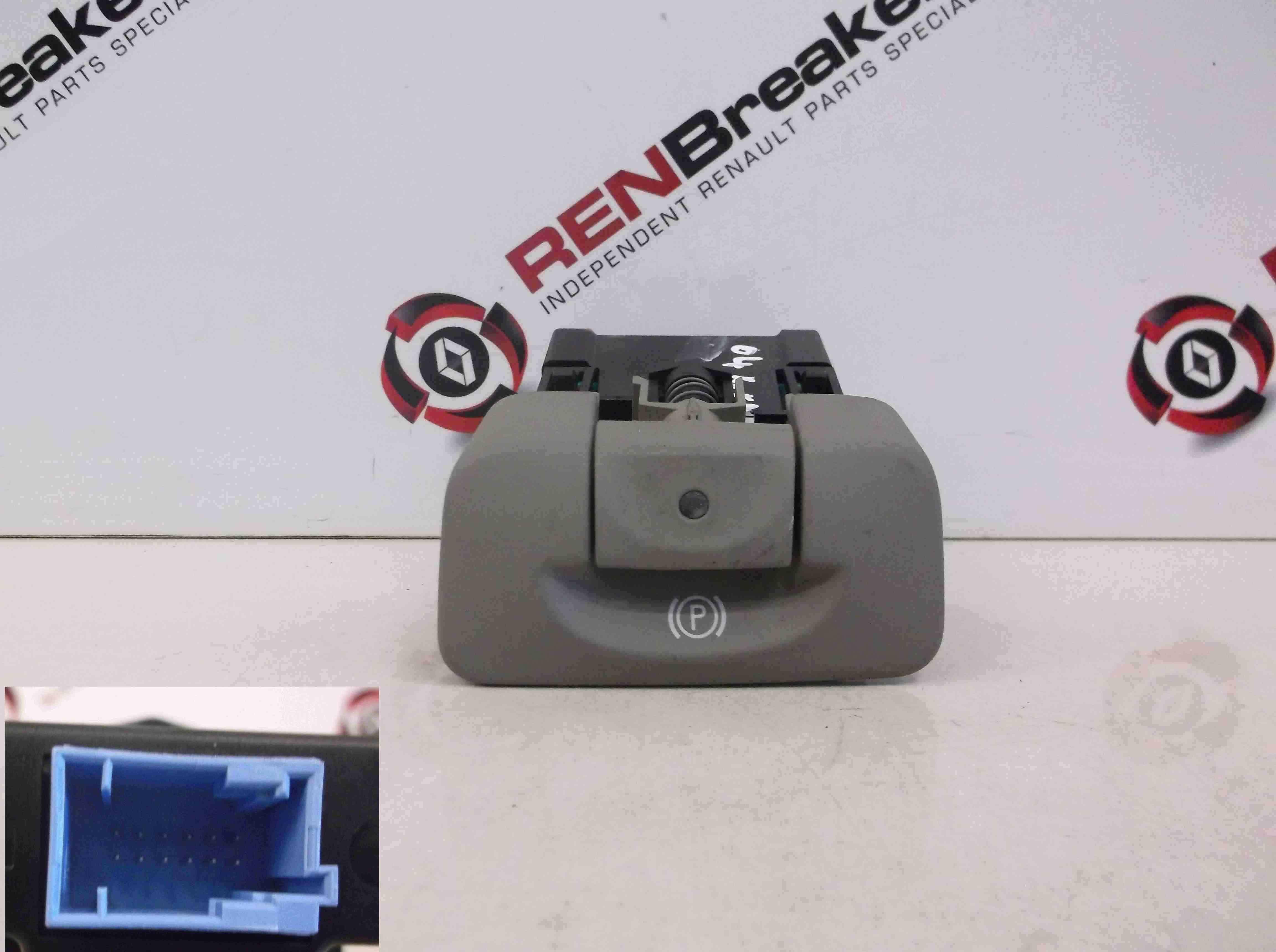 Renault Megane Scenic 2003-2009 Handbrake Switch Button Parking 8200610168