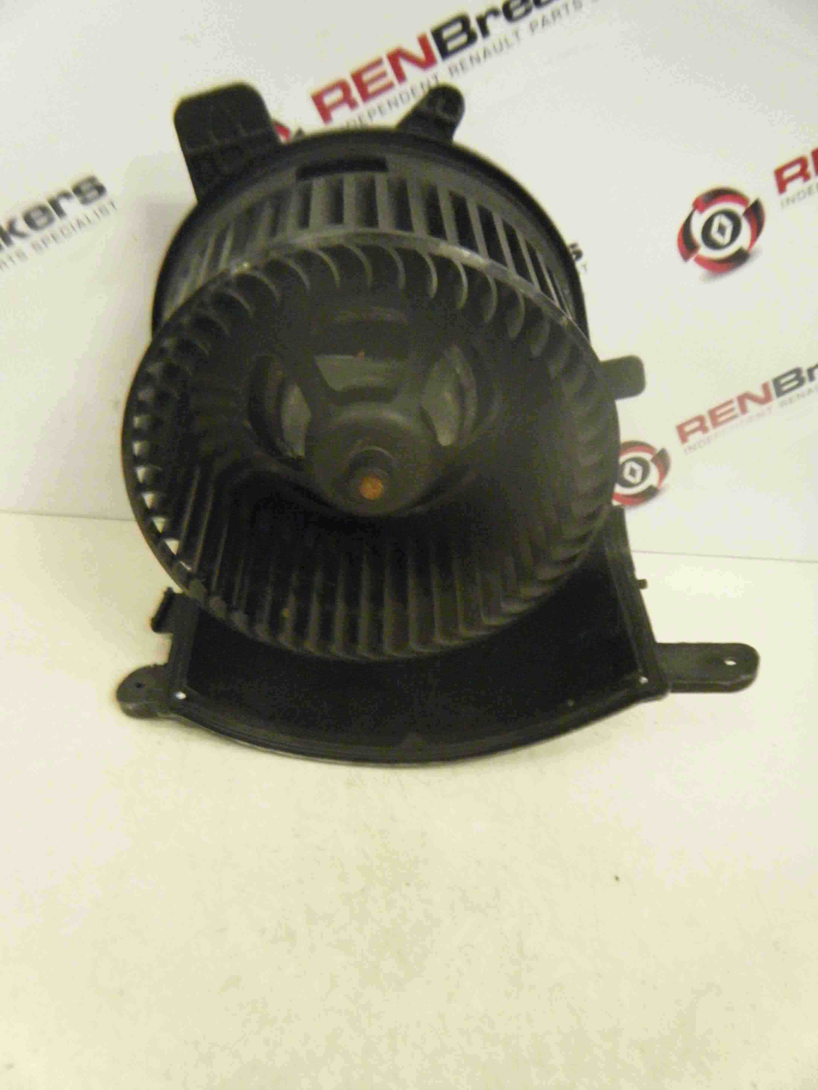 Renault Megane Scenic 2003-2009 Heater Blower Fan Motor