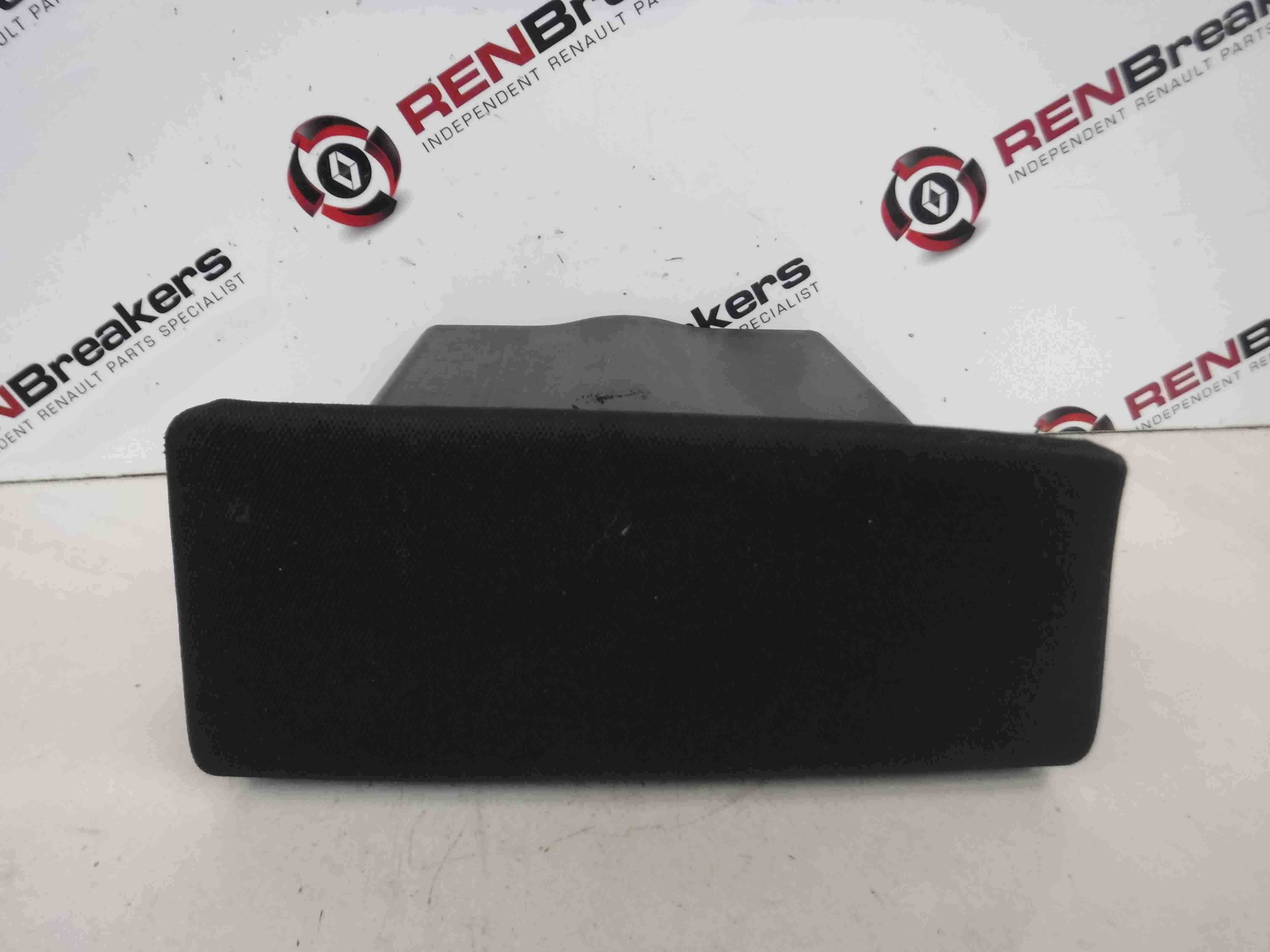 Renault Megane Scenic 2003-2009 NS OS Door Pocket Glove Box Compartment Dark