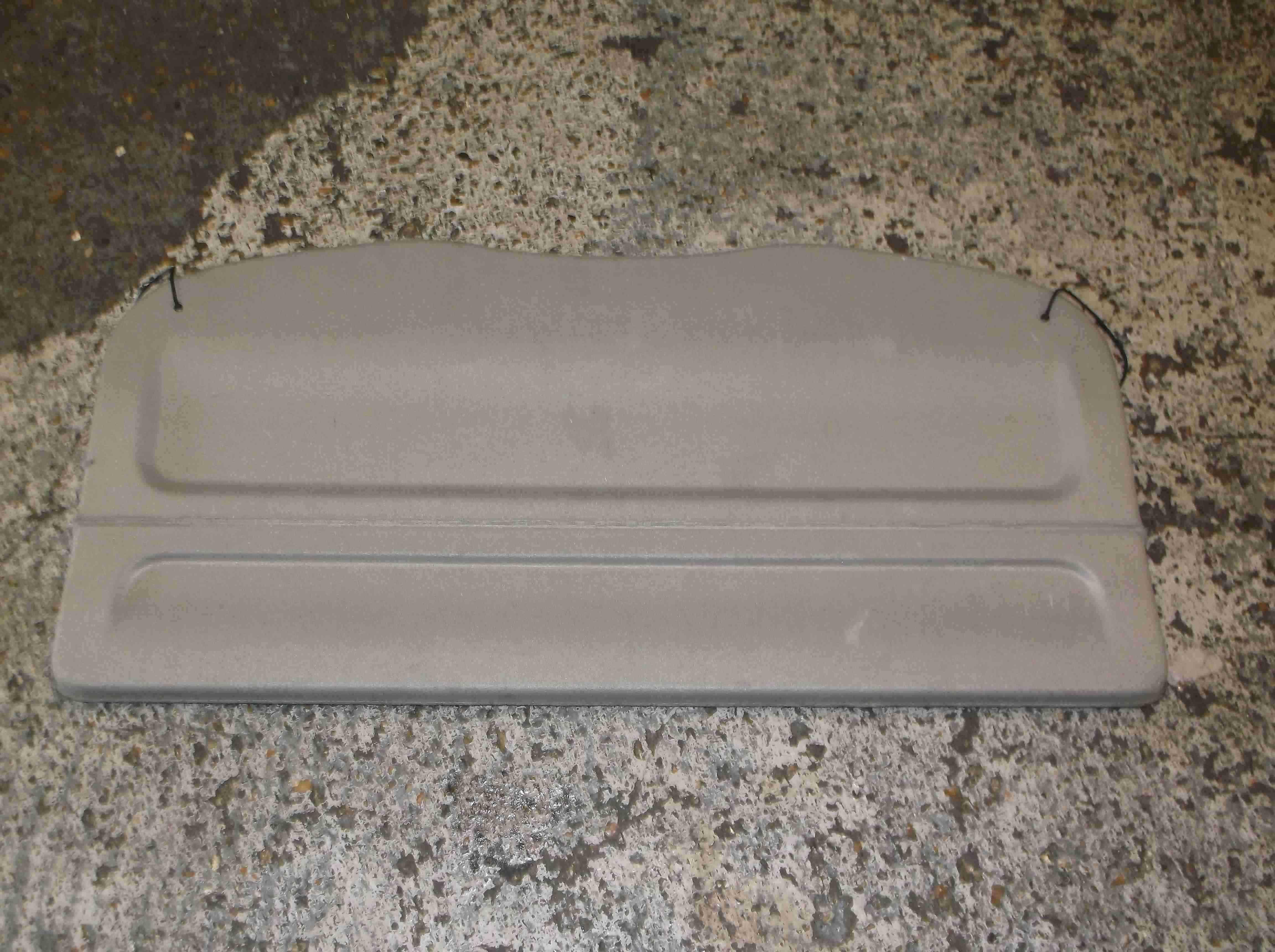 Renault Megane Scenic 2003-2009 Parcel Shelf Tray Load Cover
