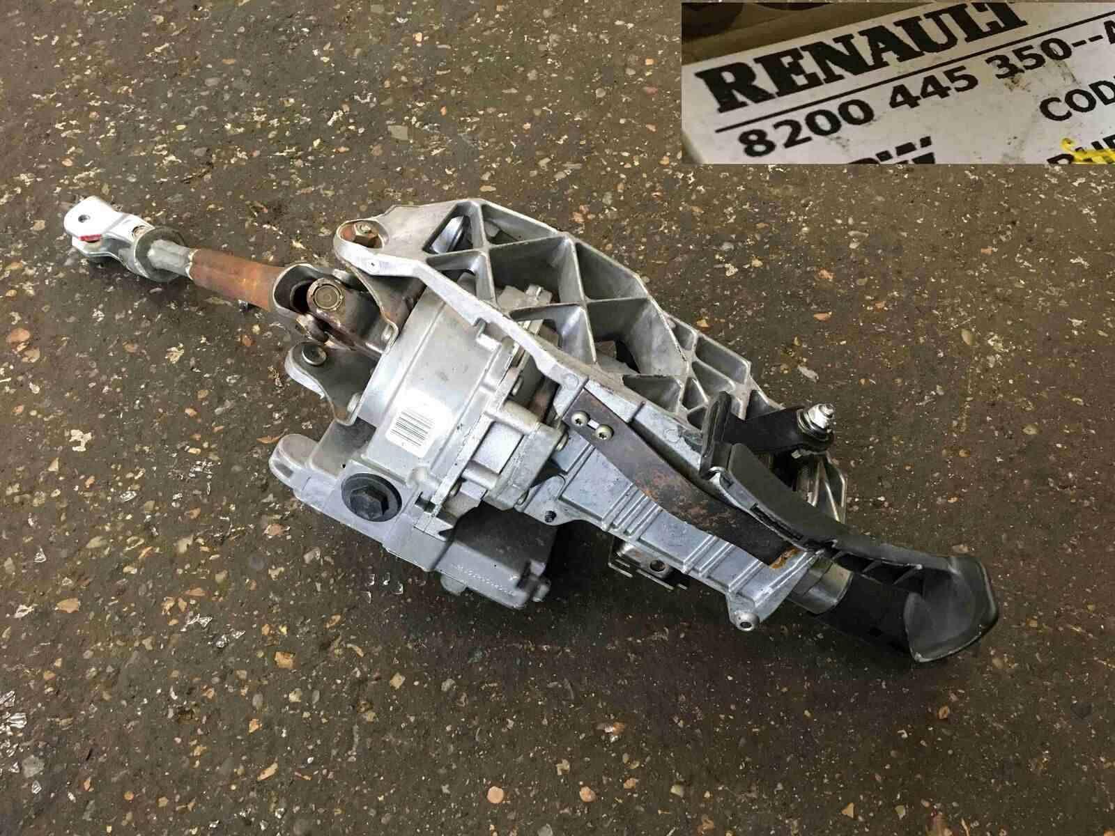 Renault Megane Sport 225 2002-2008 Power Steering Column + ECU 8200445350