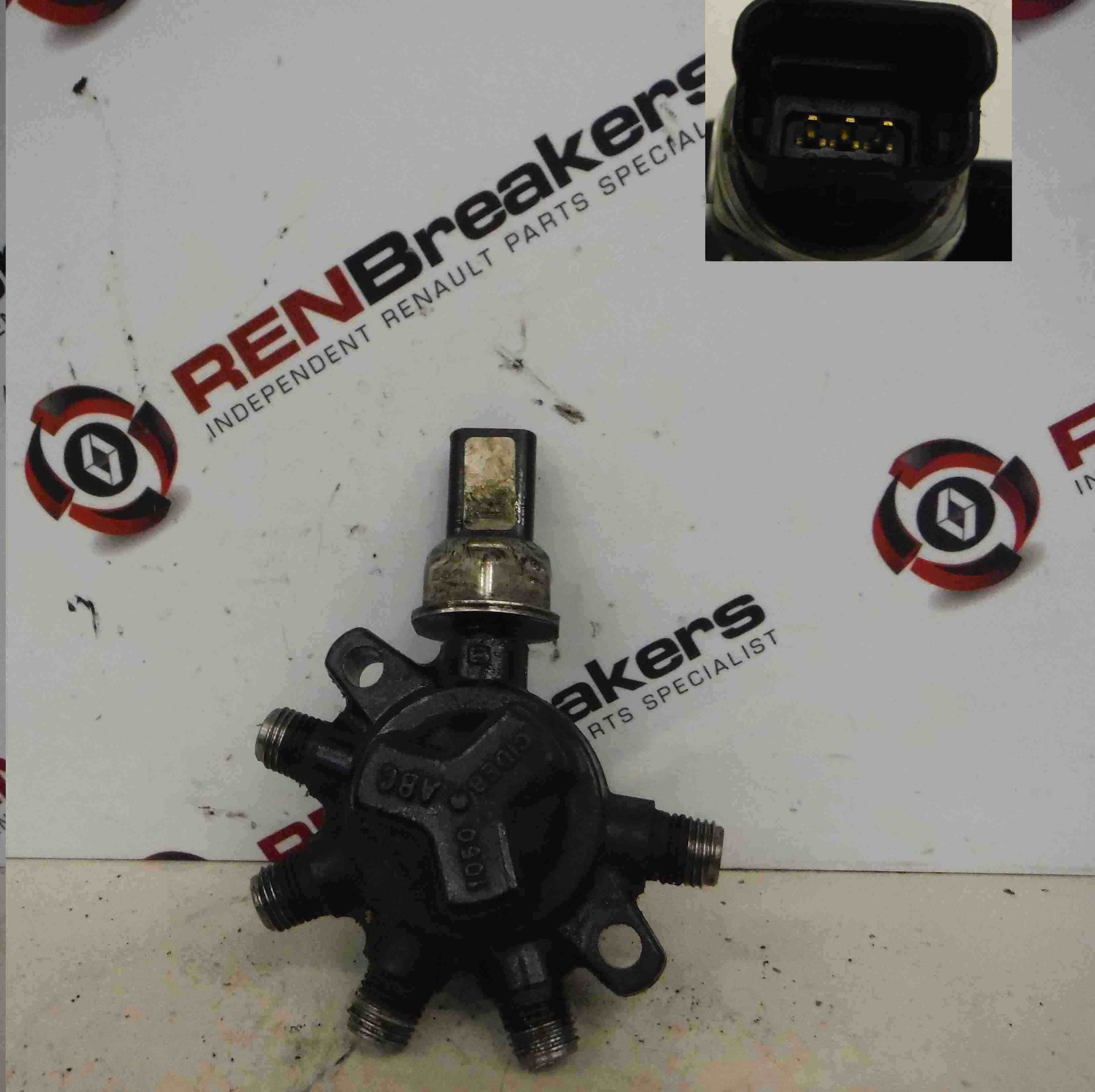 Renault Meganer 2003-2008 1.5 dCi High Pressure Fuel Rail Regulator Sensor