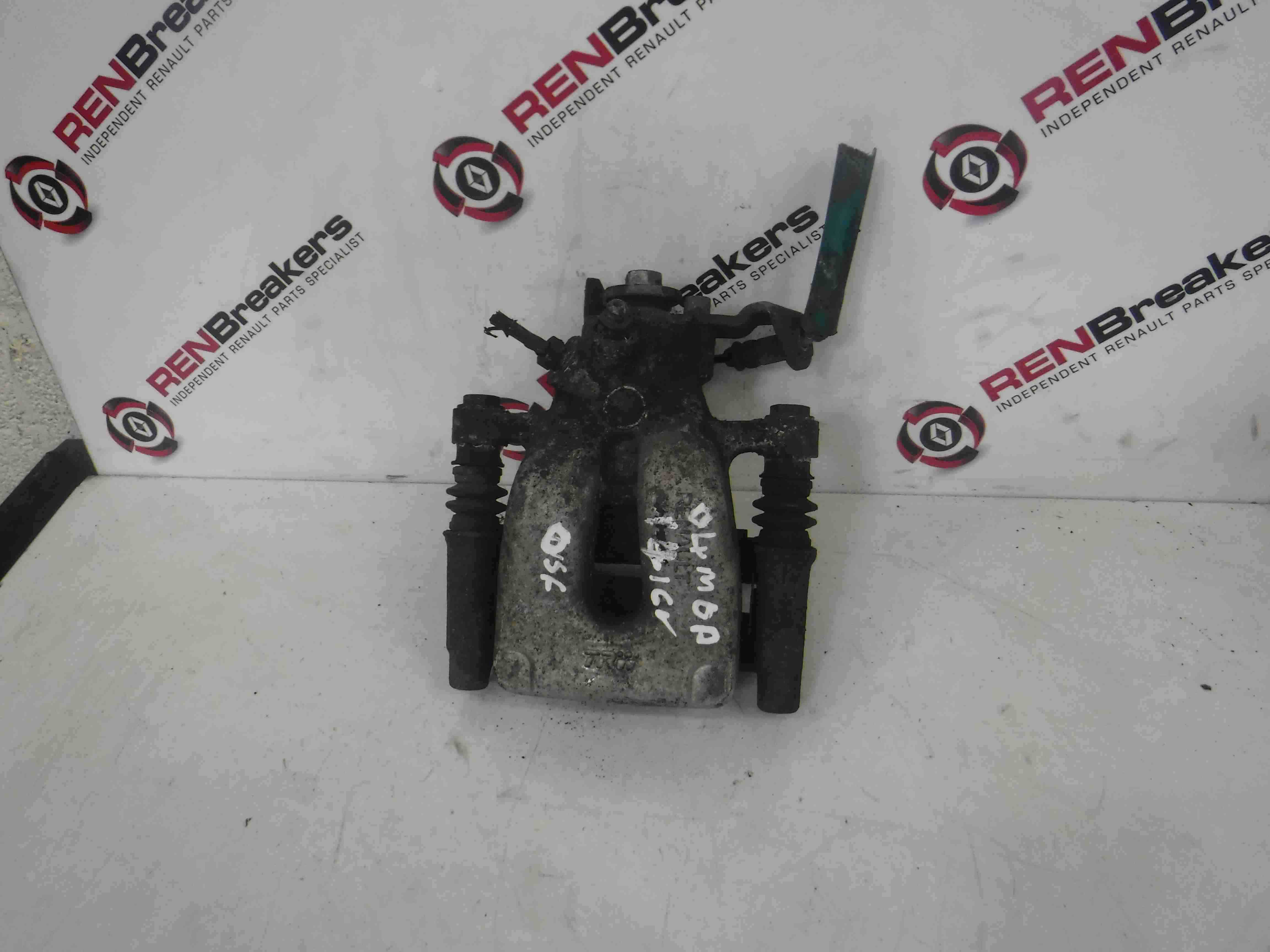 Renault Modus 2004-2008 Drivers OSR Rear Brake Caliper