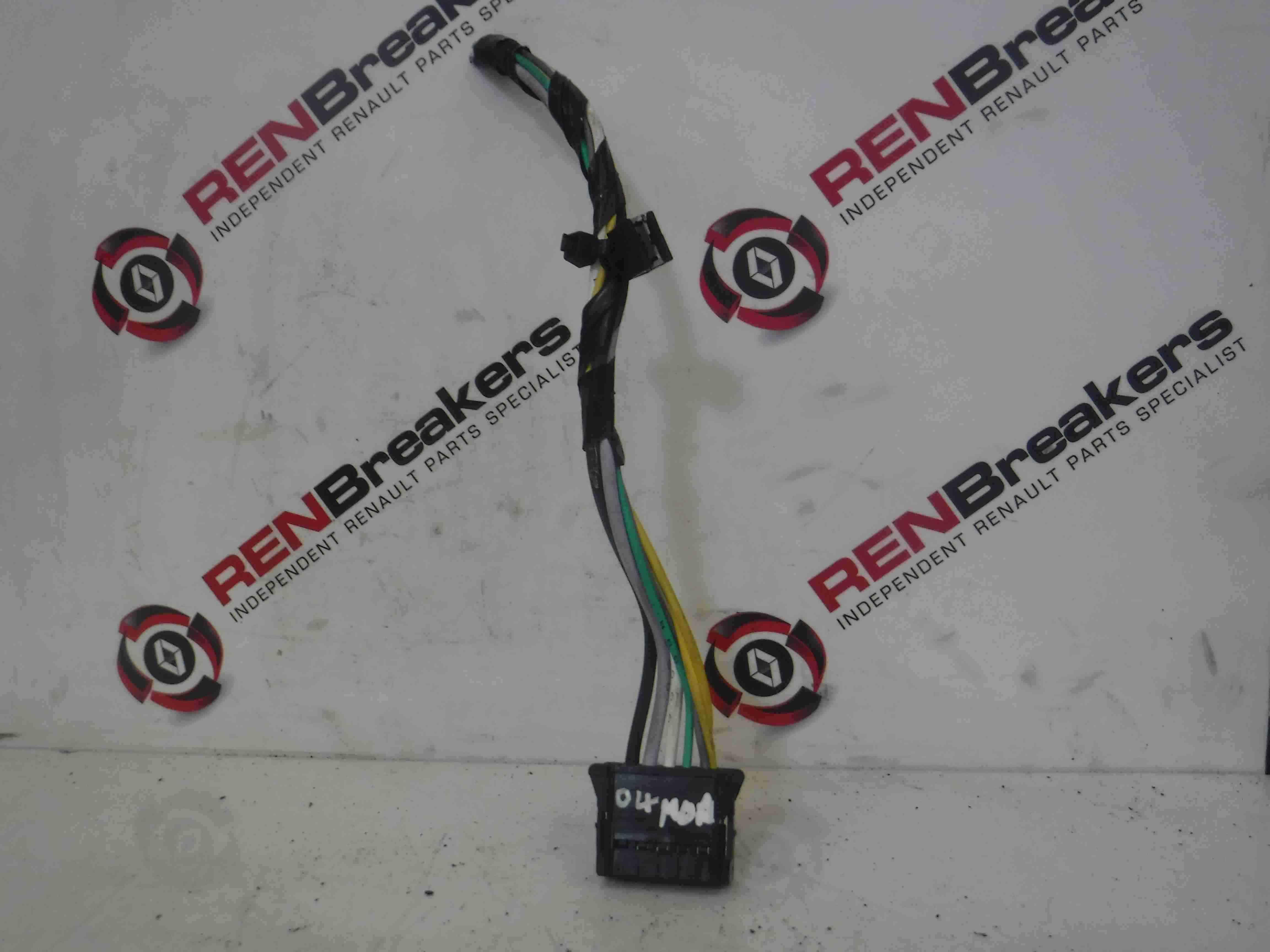 Renault Modus 2004-2008 Heater Motor Resistor Repair Wiring Loom