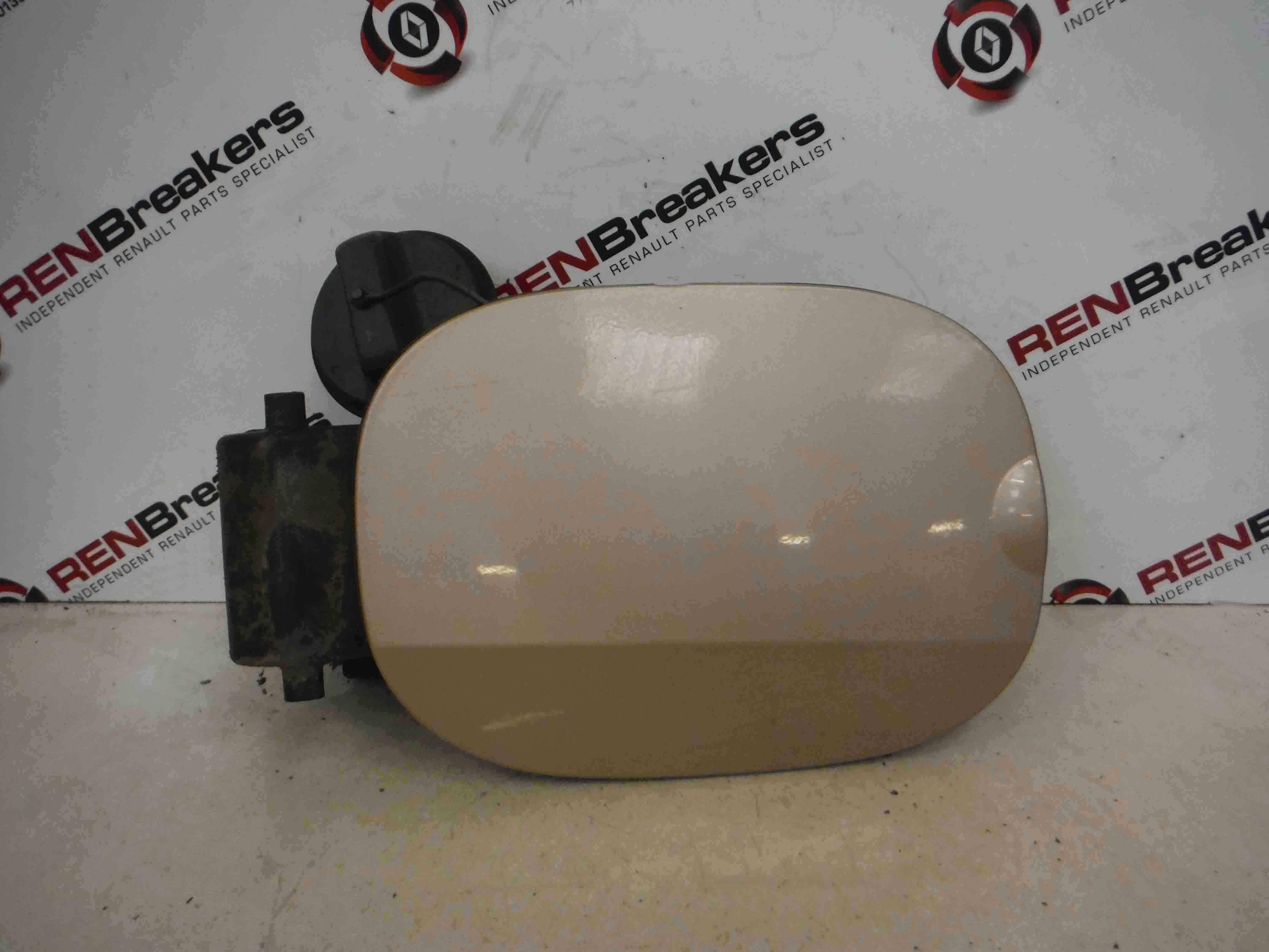 Renault Modus 2004-2008 Petrol Diesel Fuel Flap Cap Cover Hinge Gold Beige TED12