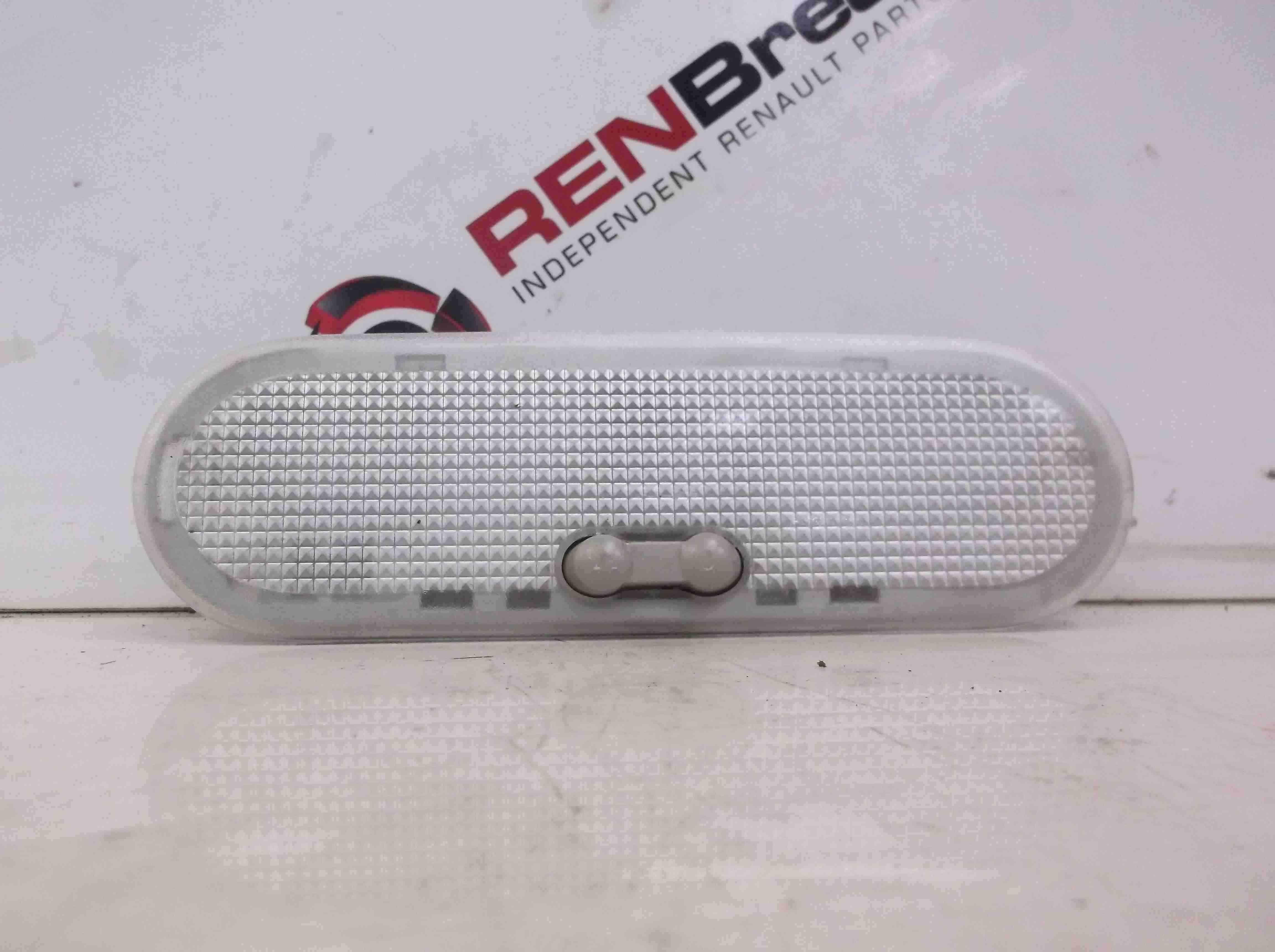 Renault Modus 2004-2008 Roof Interior Light 1 Switch 3