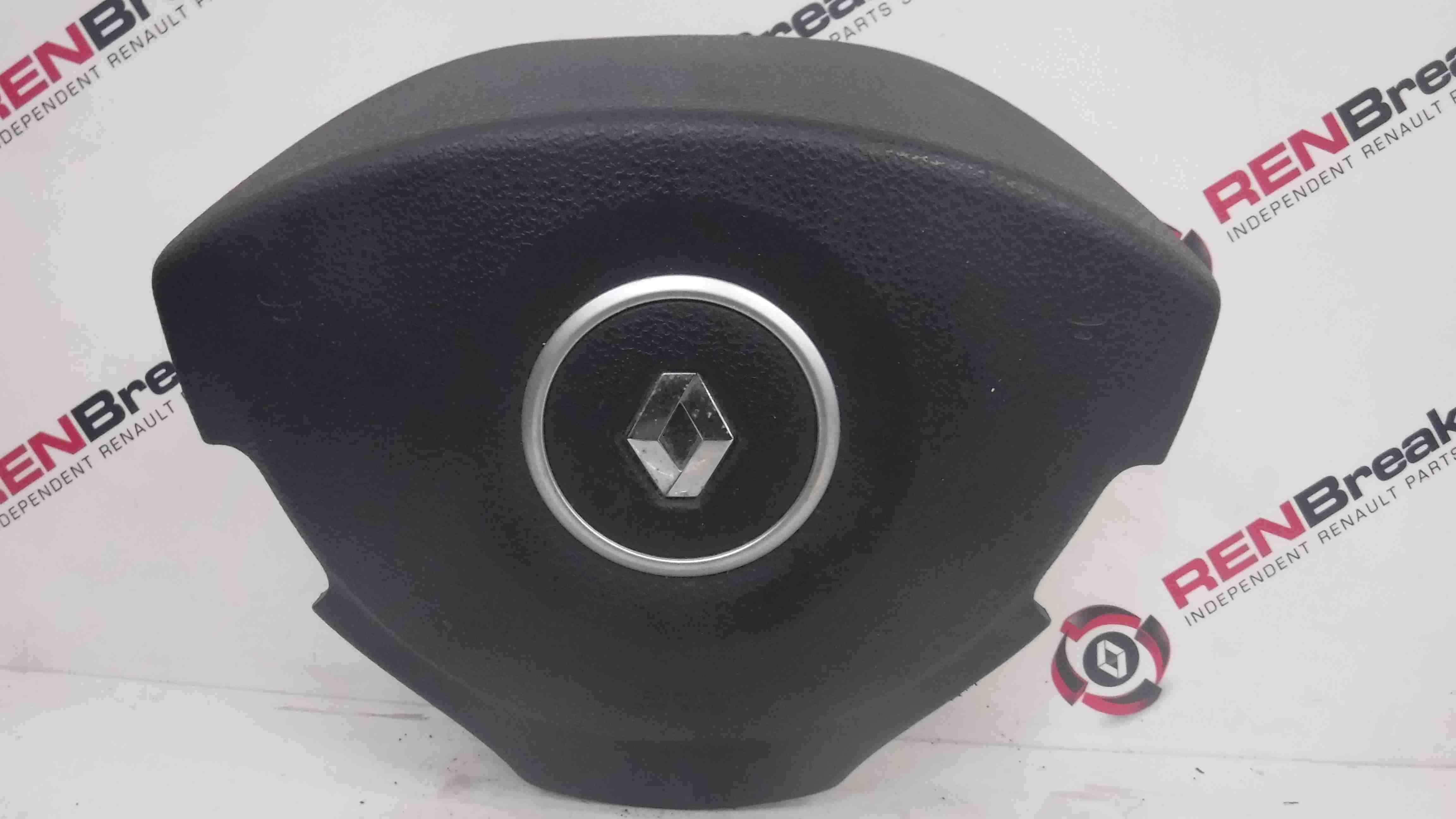 Renault Modus 2004-2008 Steering Wheel Airbag Cruise Control 8200591702
