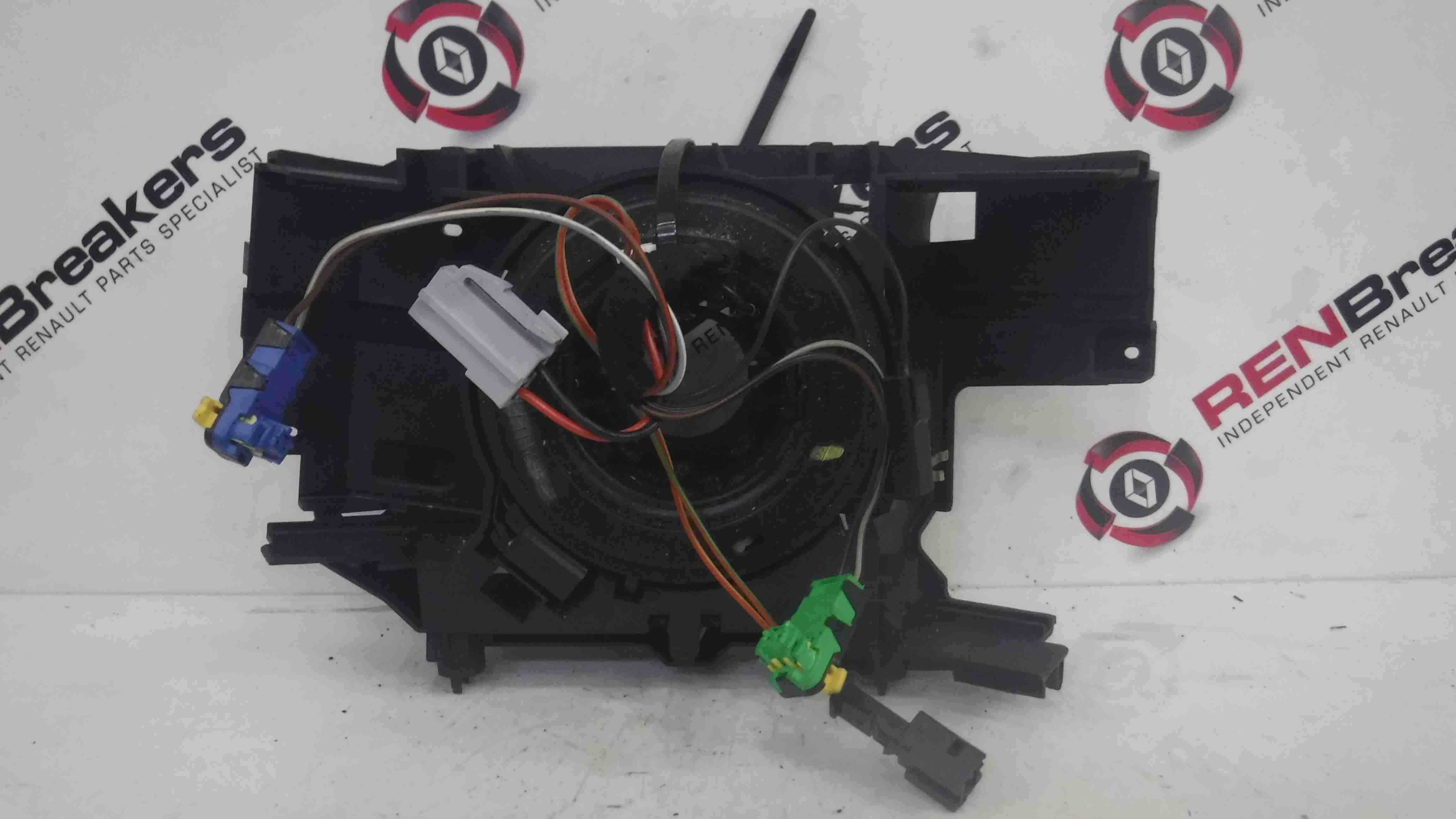 Renault Modus 2004-2008 Steering Wheel Squib Clock Spring Cruise Control