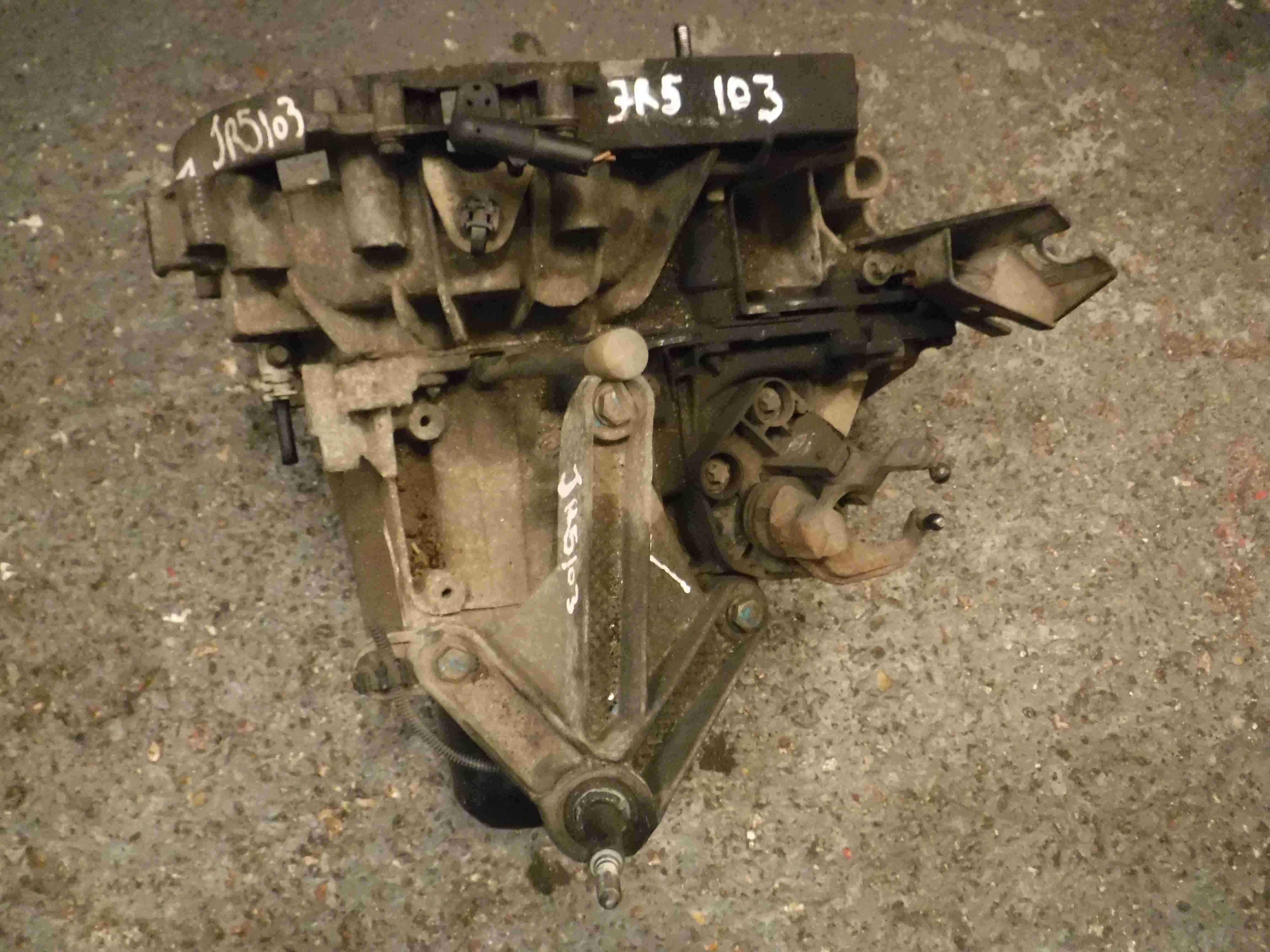 Renault Scenic 2003-2009 1.5 dCi Gearbox JR5 103 JR5103