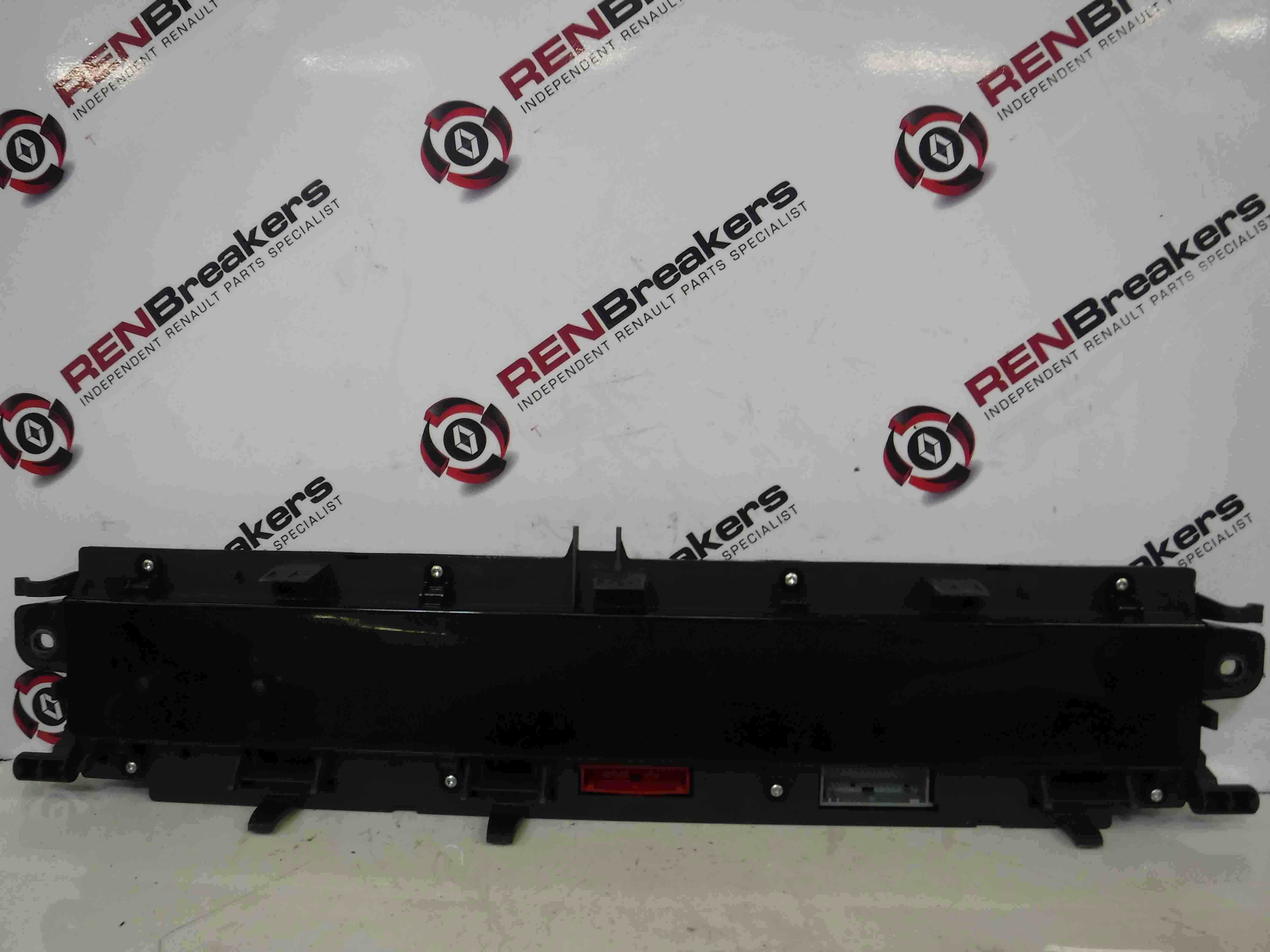 Renault Scenic 2003-2009 Dashboard Instrument Panel Clocks 50K 8200365607