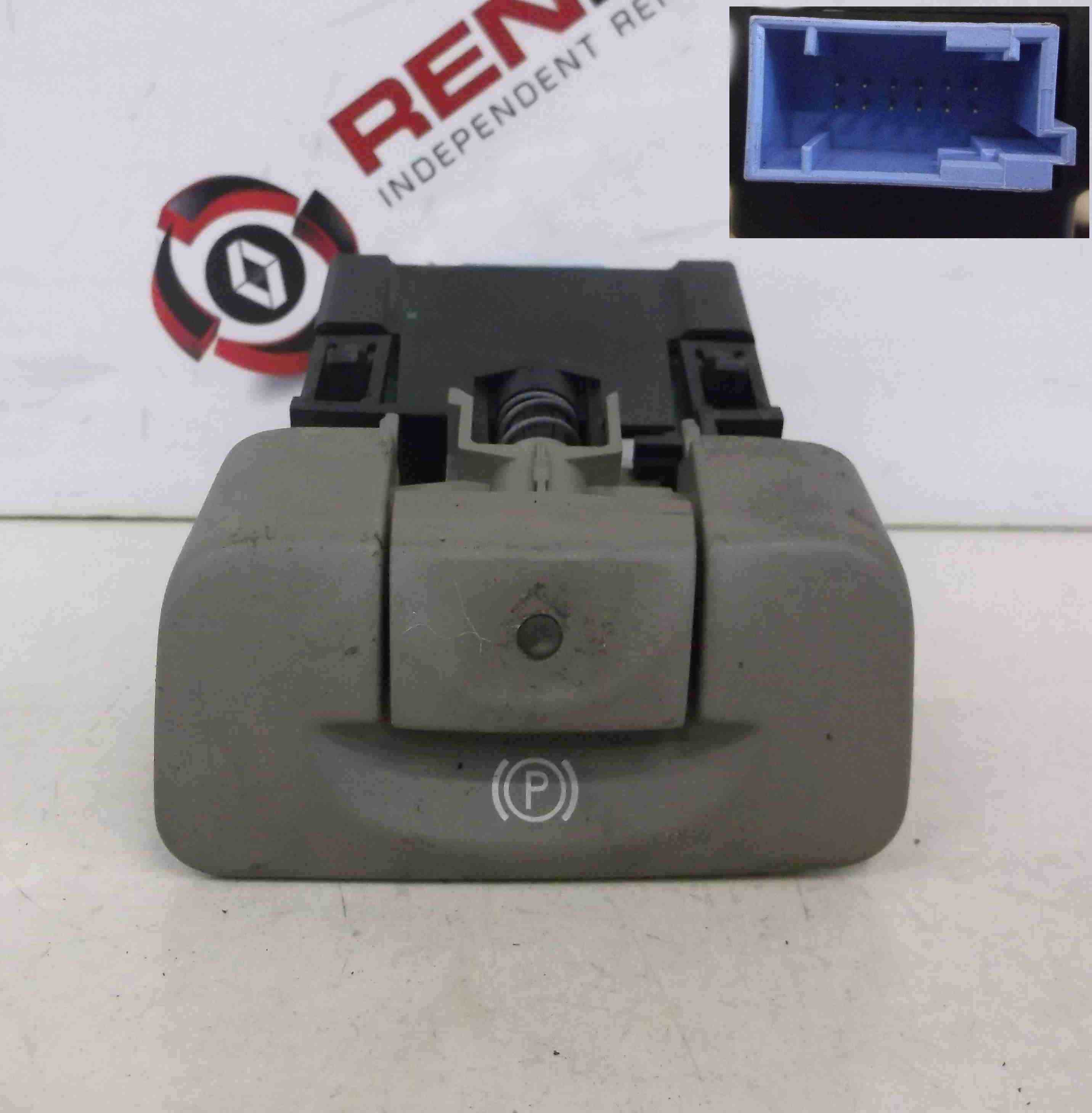 Renault Scenic 2003-2009 Electric Handbrake Lever Button Switch 8200270266