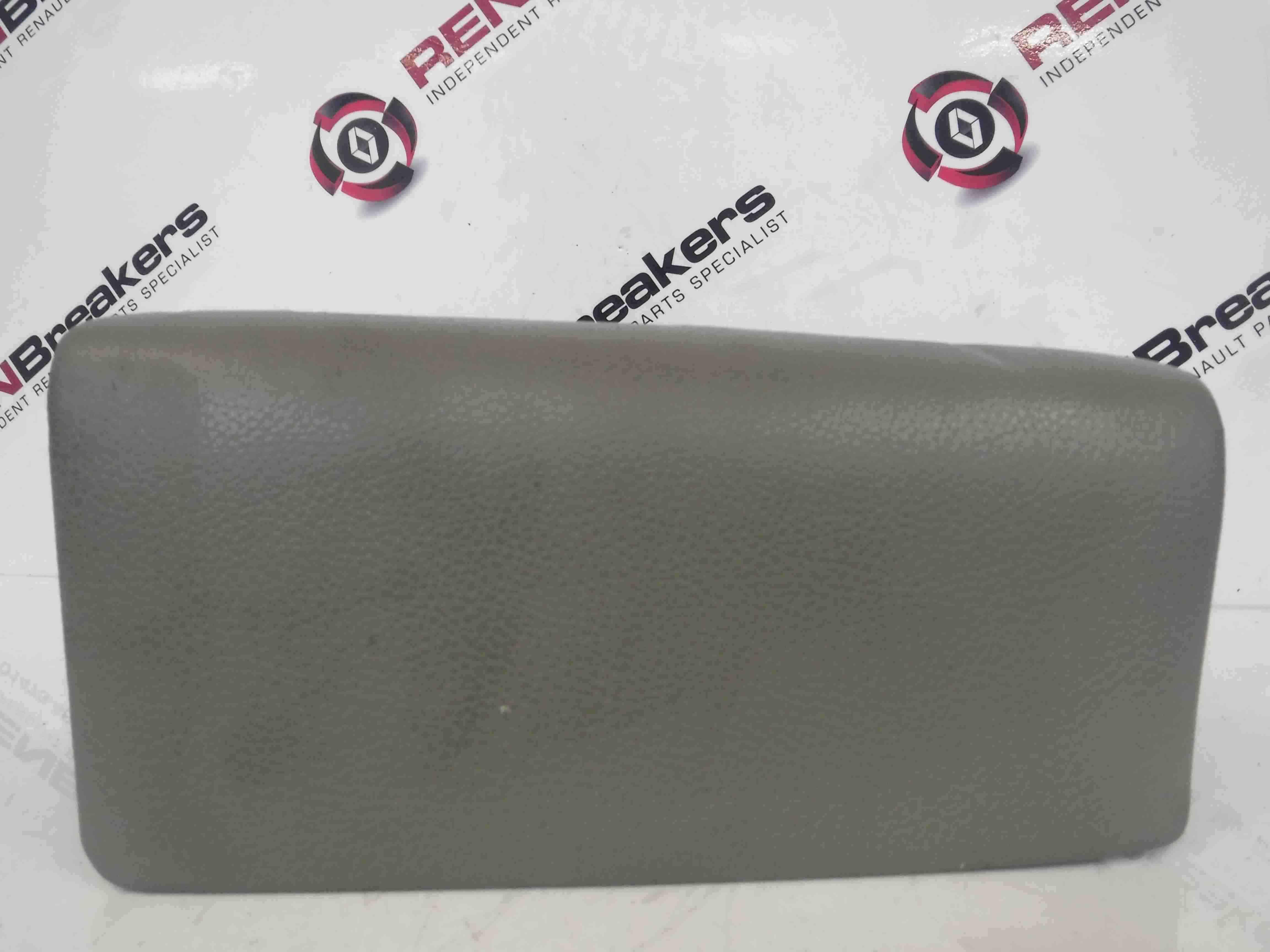 Renault Scenic 2003-2009 Passenger NSF Front Door Pocket Glove Box Beige Leather