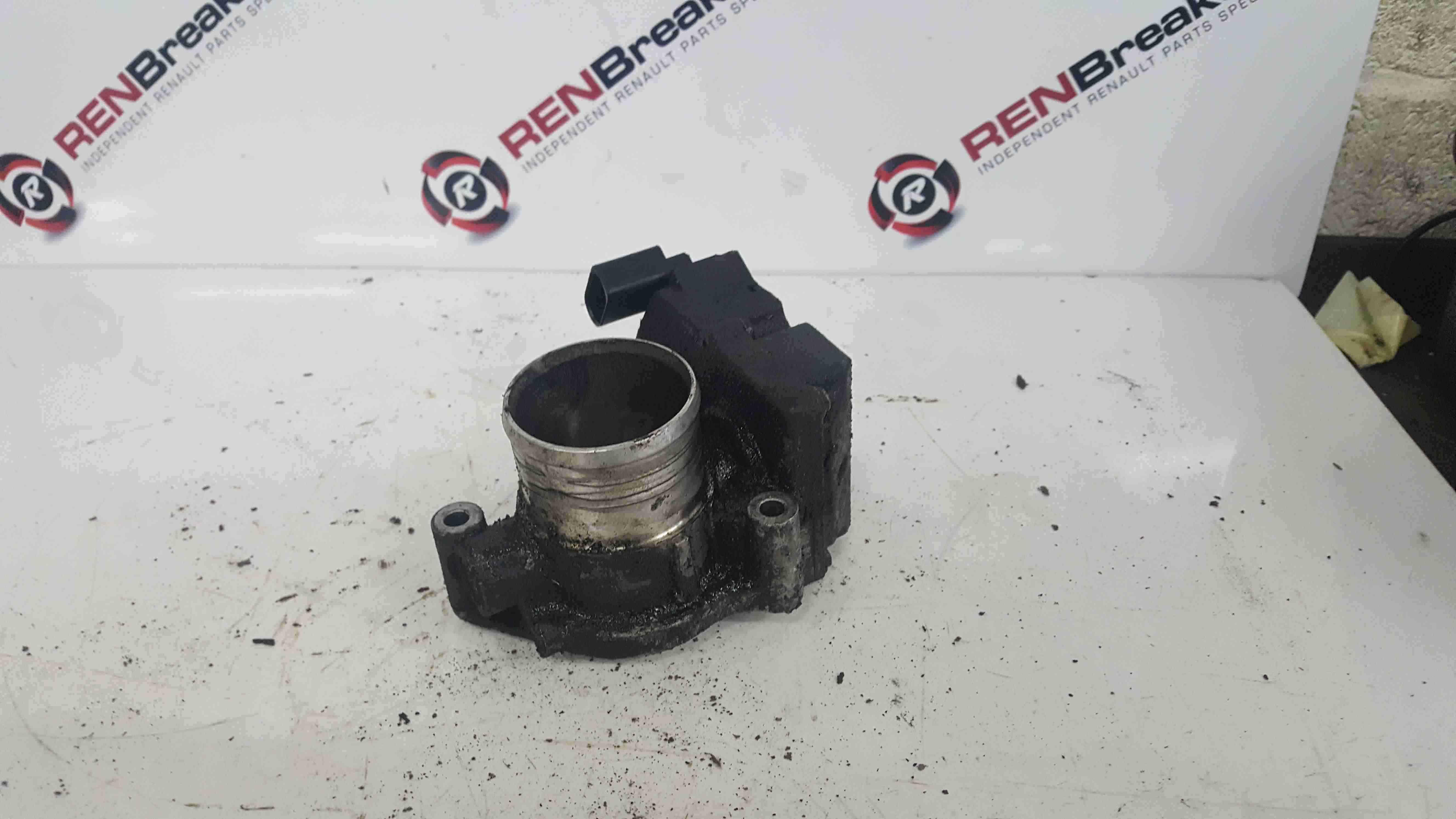 Renault Scenic 2006-2009 1.9 DCi Throttle Body F9Q 804 8200576664