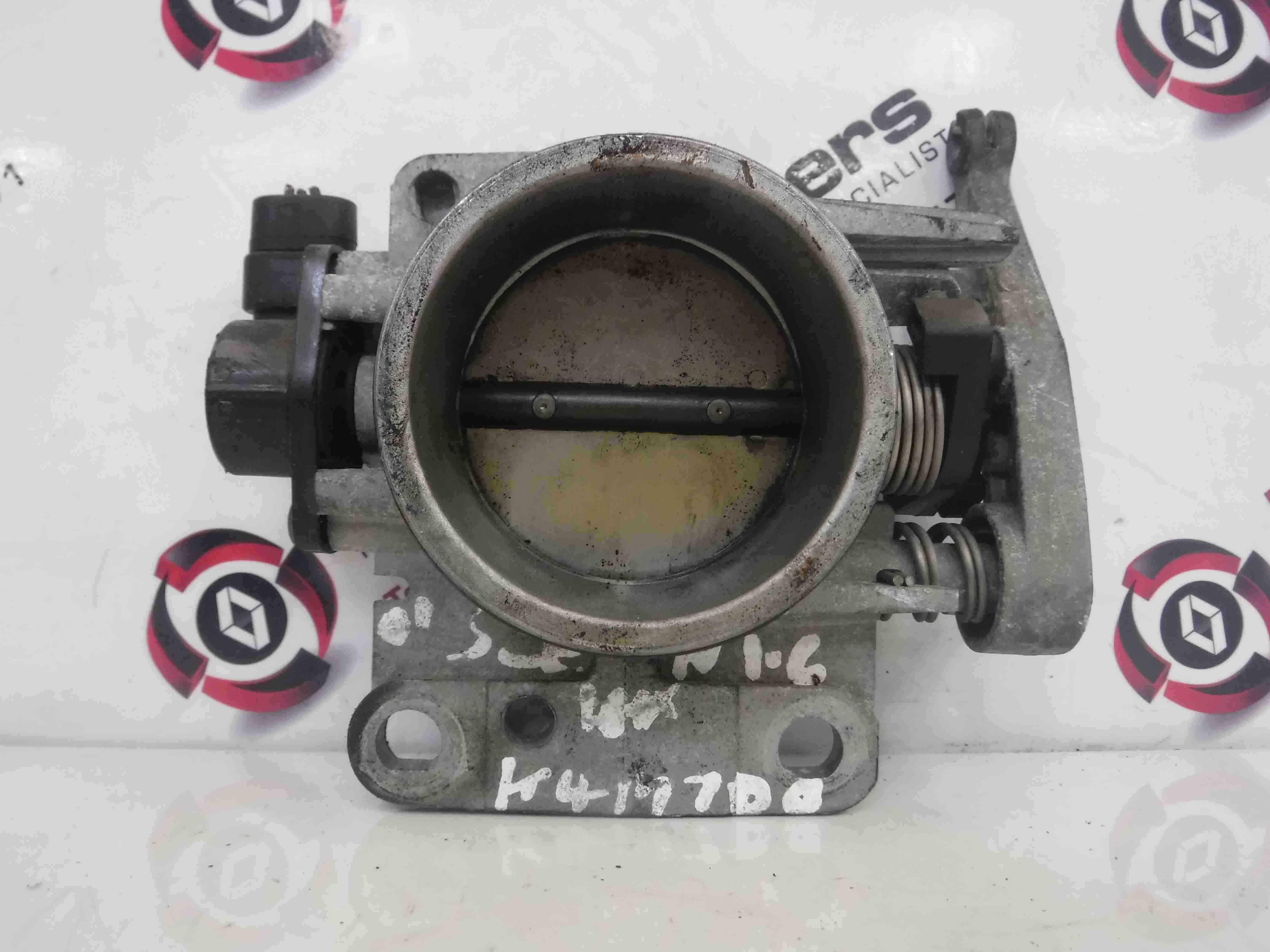 Renault Scenic MK1 1999-2003 1.6 16v Throttle Body 700 K4M