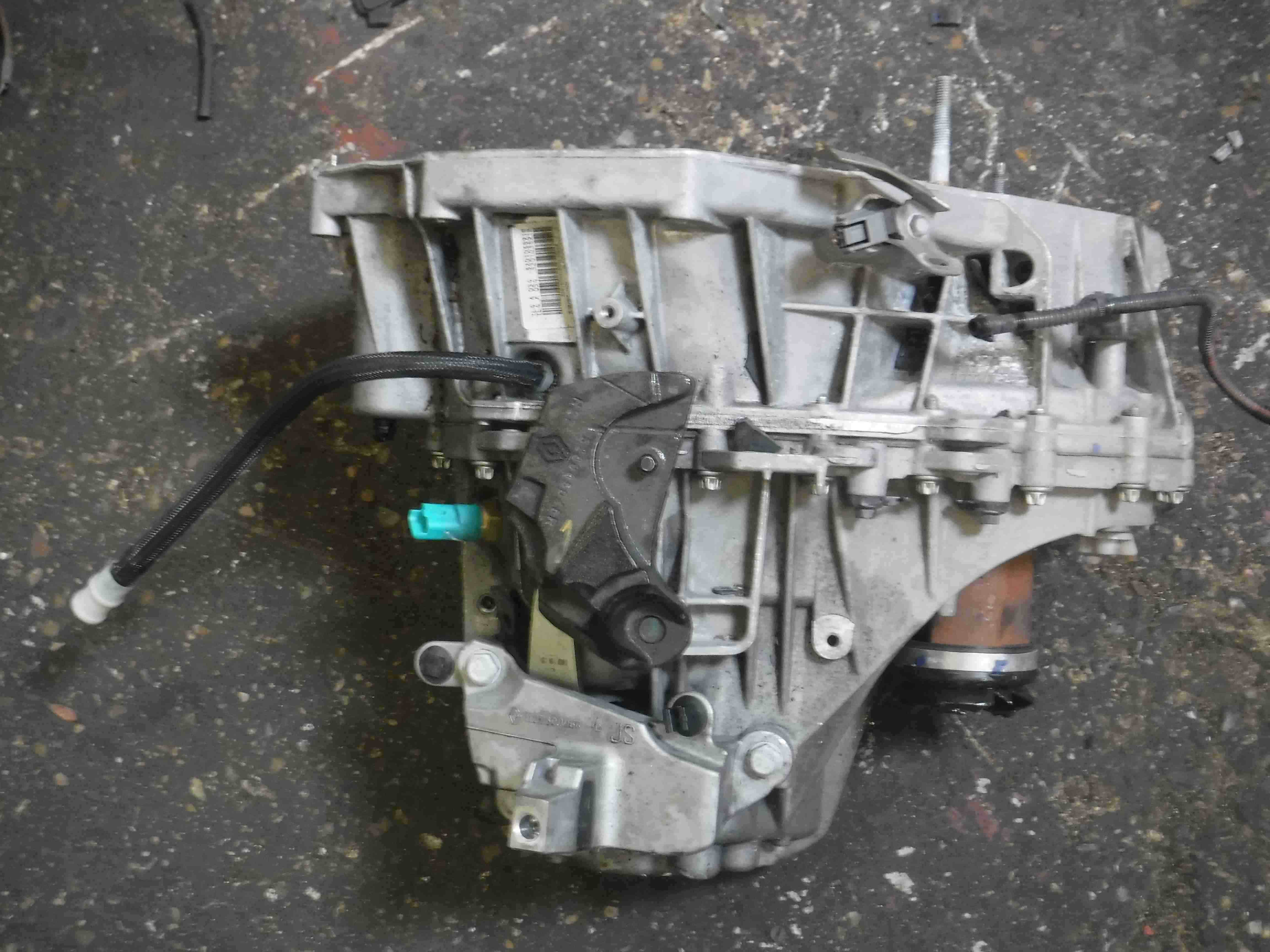 Renault Scenic MK3 2009-2016 1.5 dCi Gearbox TL4 054 6 Speed TL4054