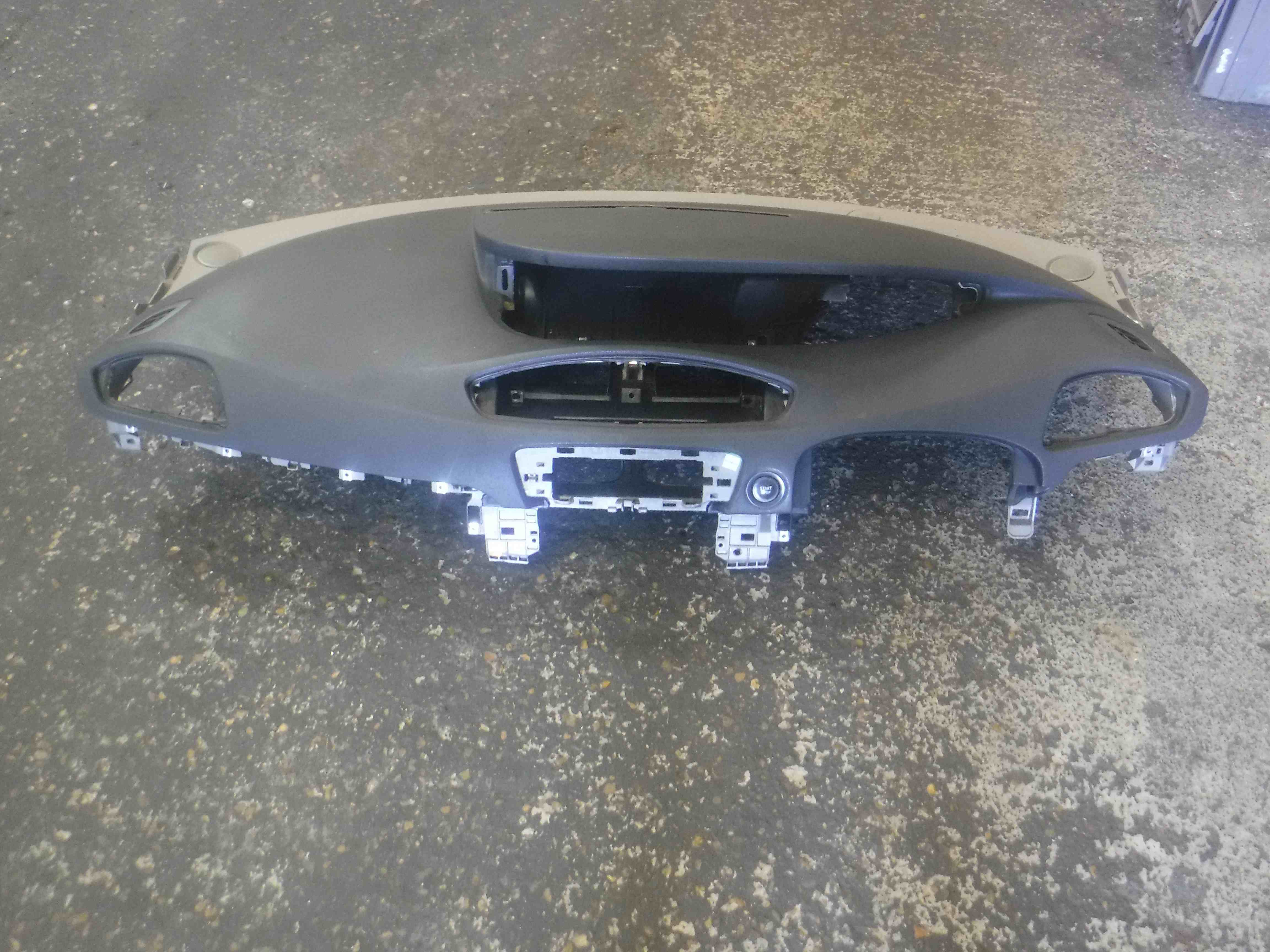 Renault Scenic MK3 2009-2016 Complete Top Dashboard Interior Airbag