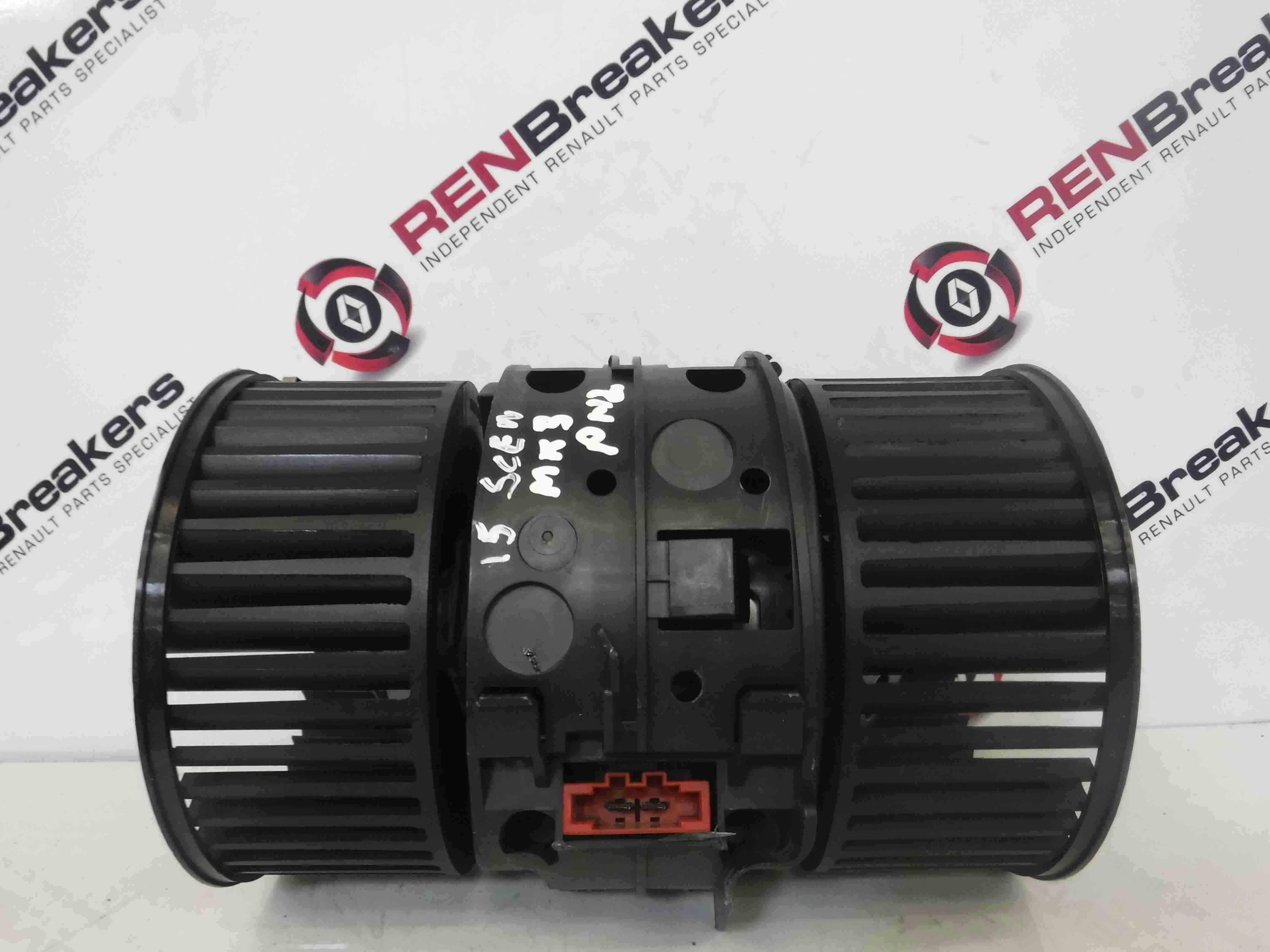 Renault Scenic MK3 2009-2016 Heater Motor Fan 281153992R