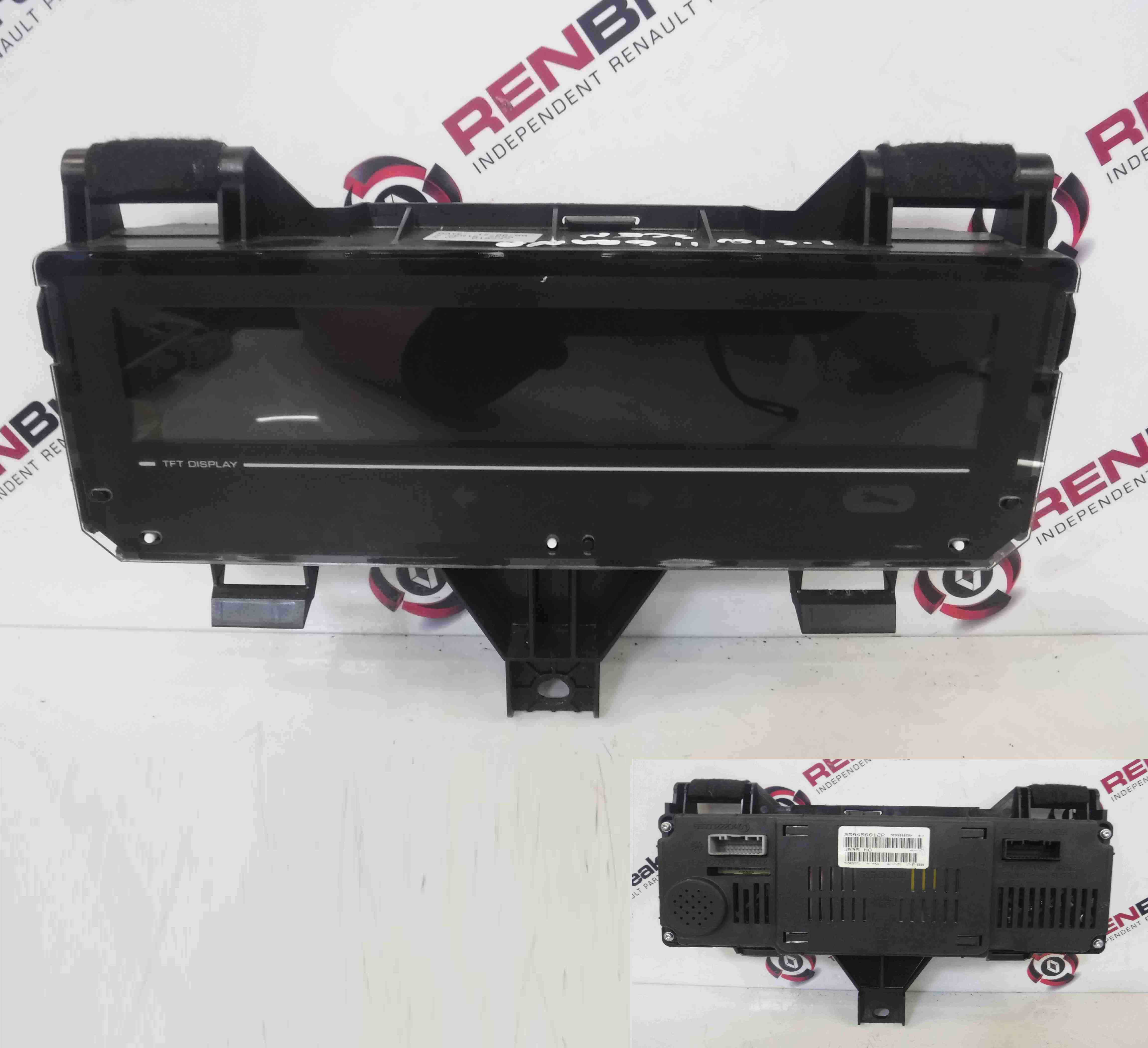 Renault Scenic MK3 2009-2016 Instrument Panel Dials Clocks Speedo