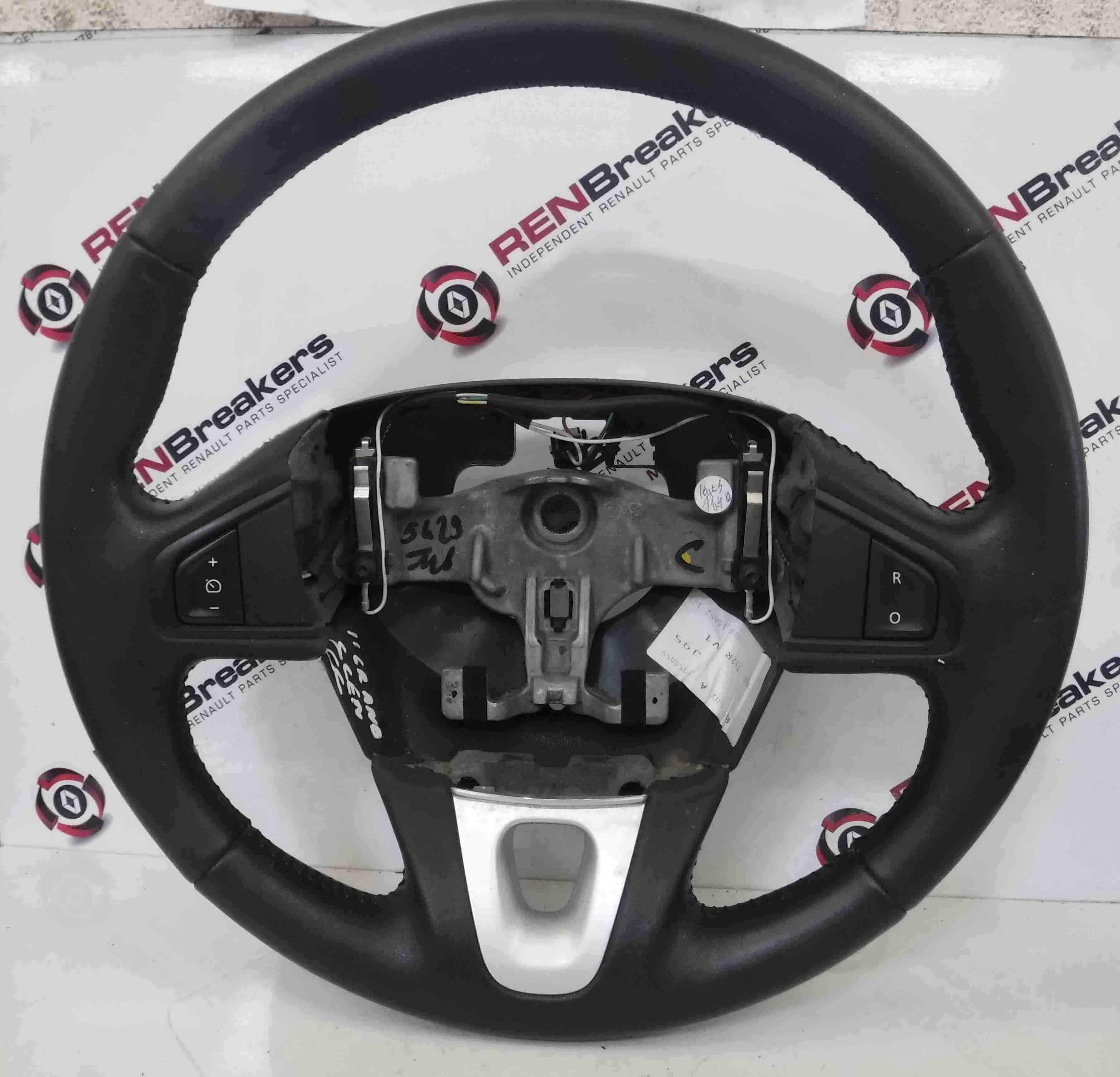 Renault Scenic MK3 2009-2016 Steering Wheel Cruise Control 609581499 609581410