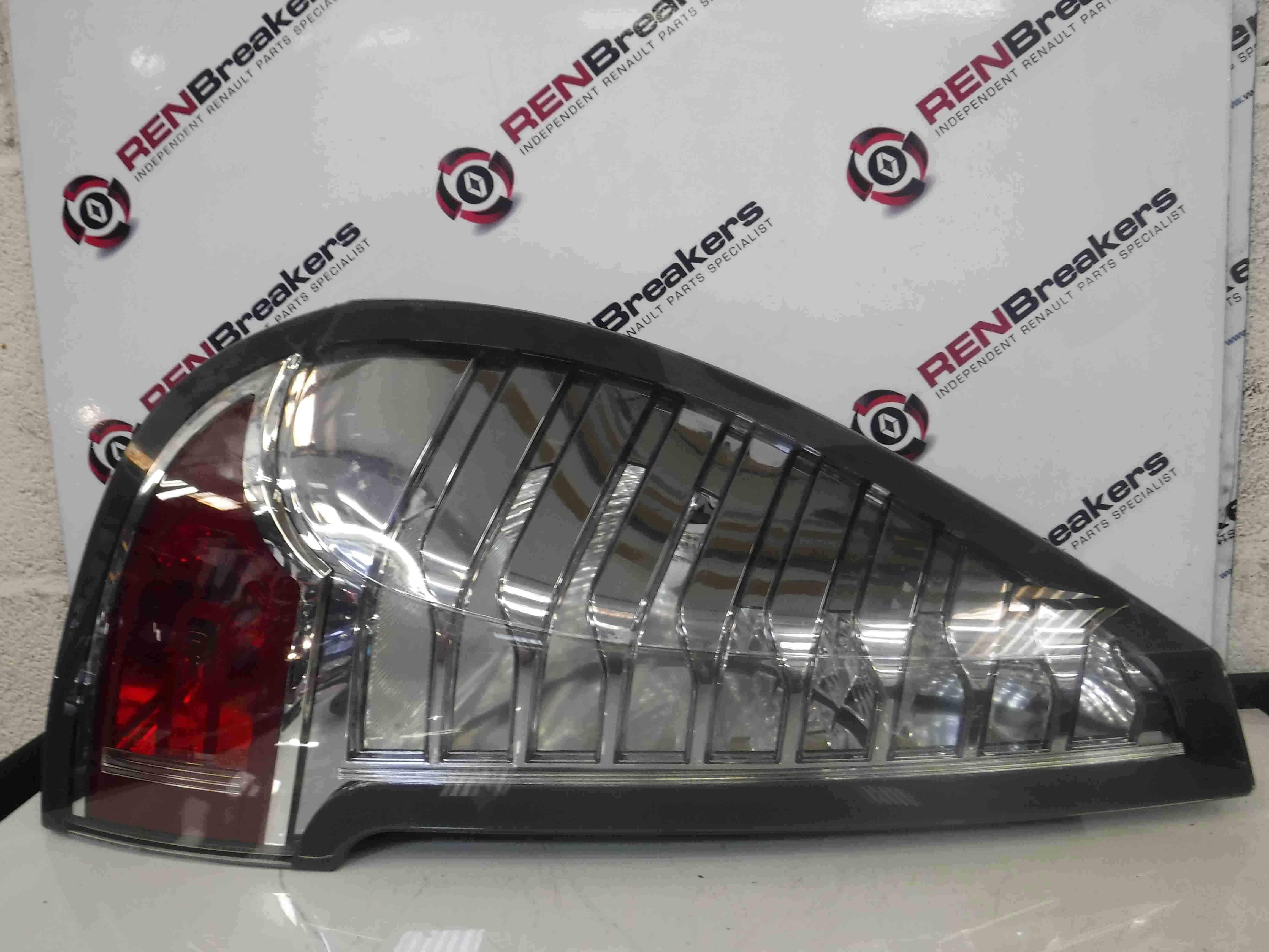 Renault Scenic MK3 PH2 2013-2016 Passenger NSR Rear Light 265558940R